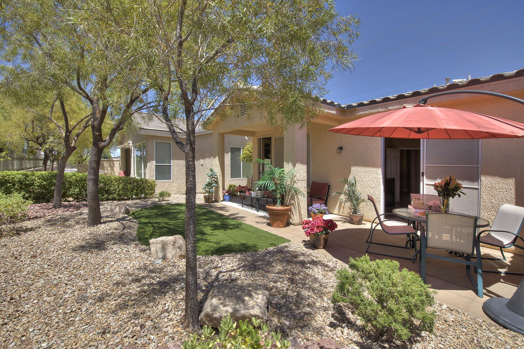 Maison unifamiliale pour l Vente à Dolce In Guard Gated Siena Golf Club 5117 Progresso Street Summerlin, Las Vegas, Nevada, 89135 États-Unis