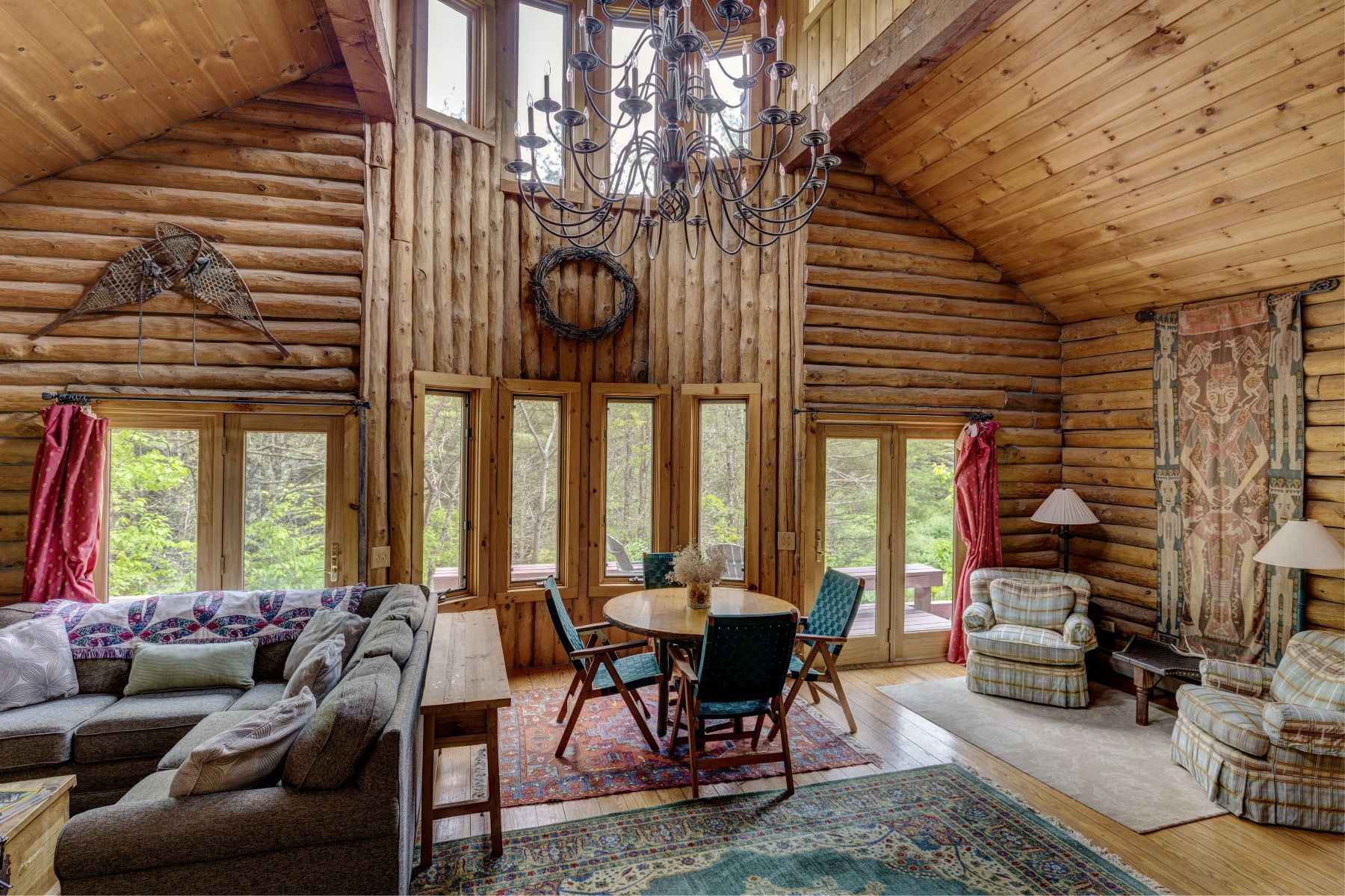 Single Family Homes for Sale at The Hartland Preserve 11 Draper Road Hartland, Vermont 05048 United States