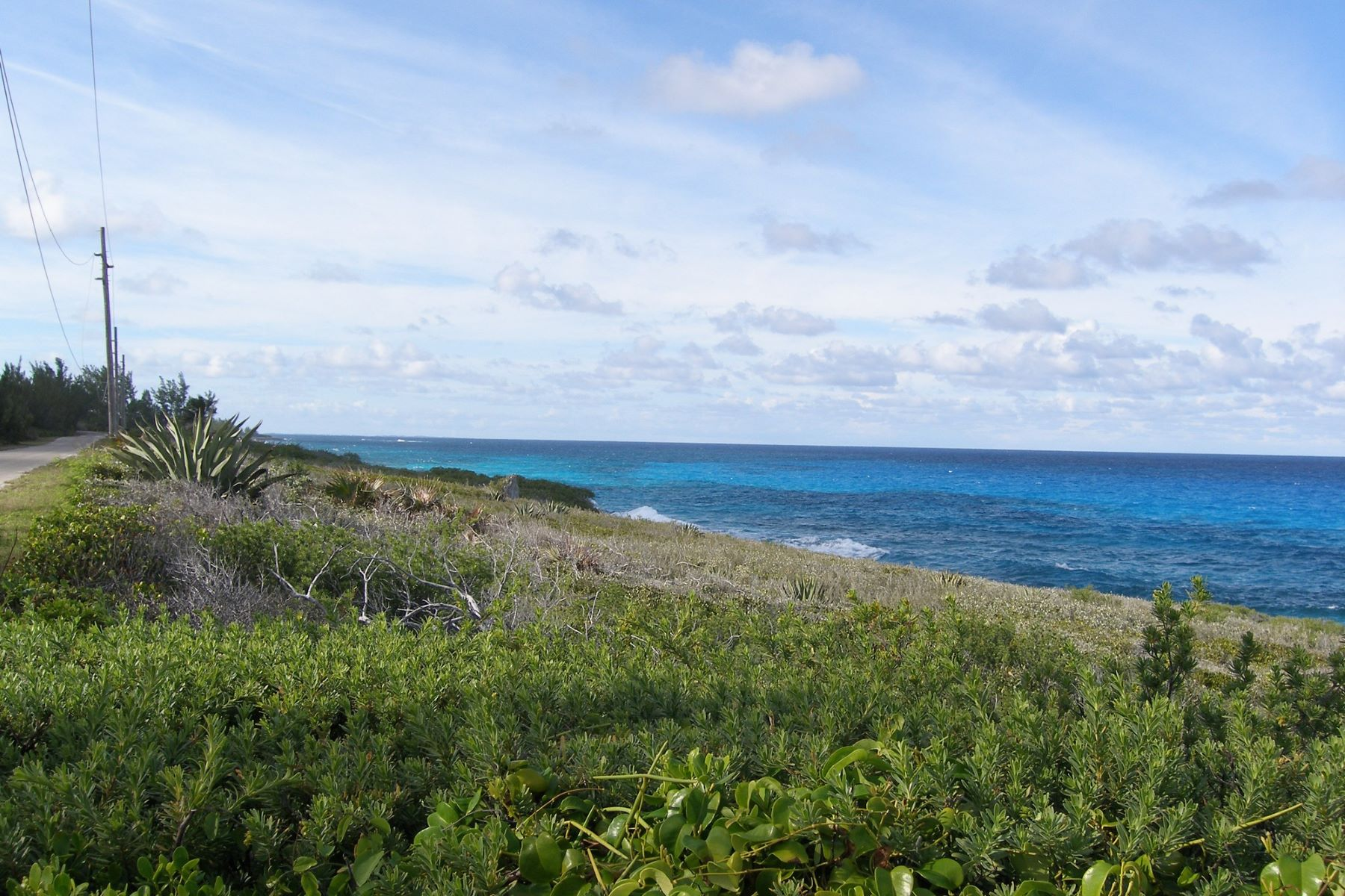 Terrain pour l Vente à Lot 12, Block 7, Section A Rainbow Bay, Eleuthera Bahamas