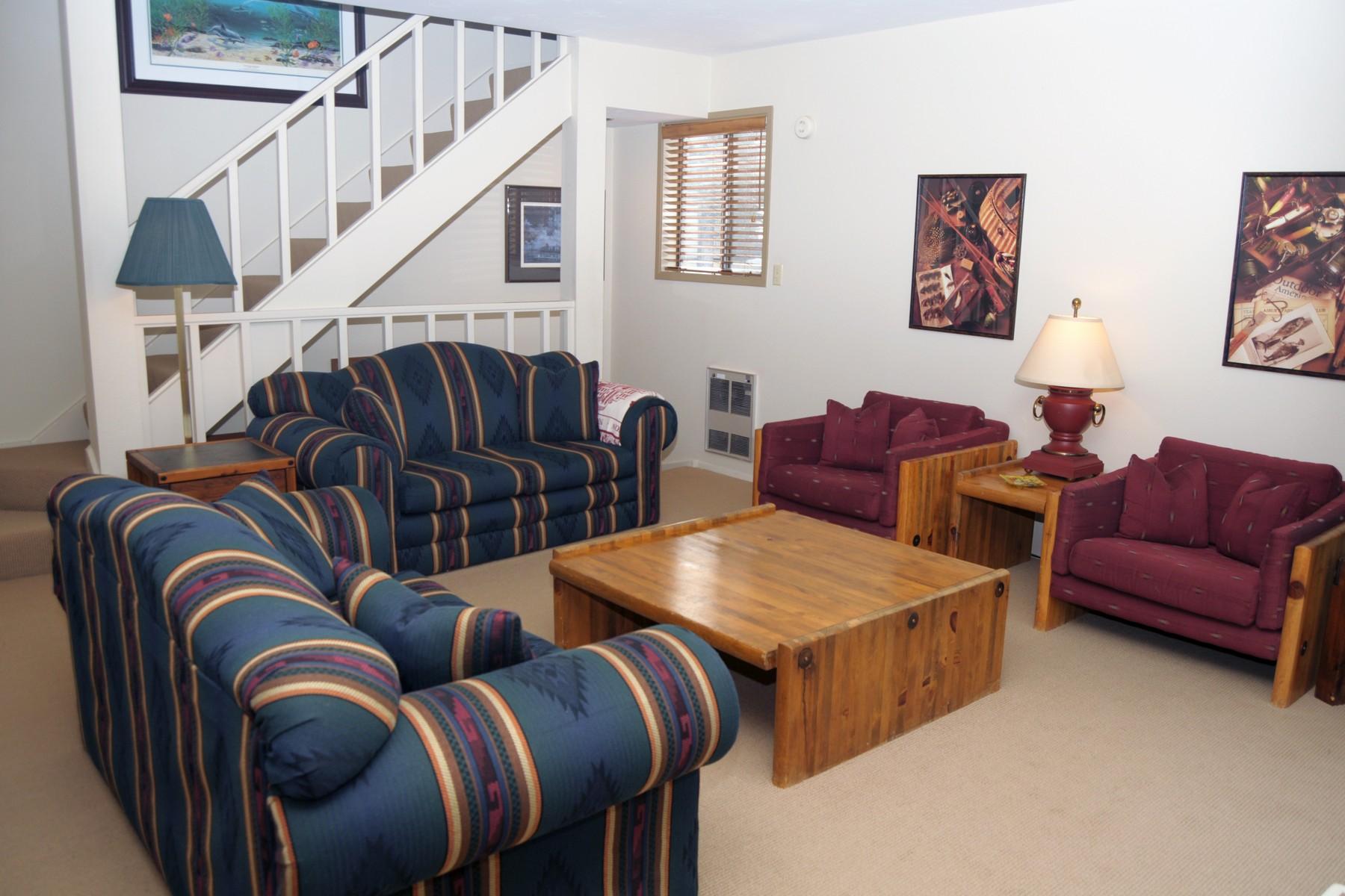 Condominio por un Venta en In the Heart of Elkhorn 2375 Indian Springs Sun Valley, Idaho 83353 Estados Unidos
