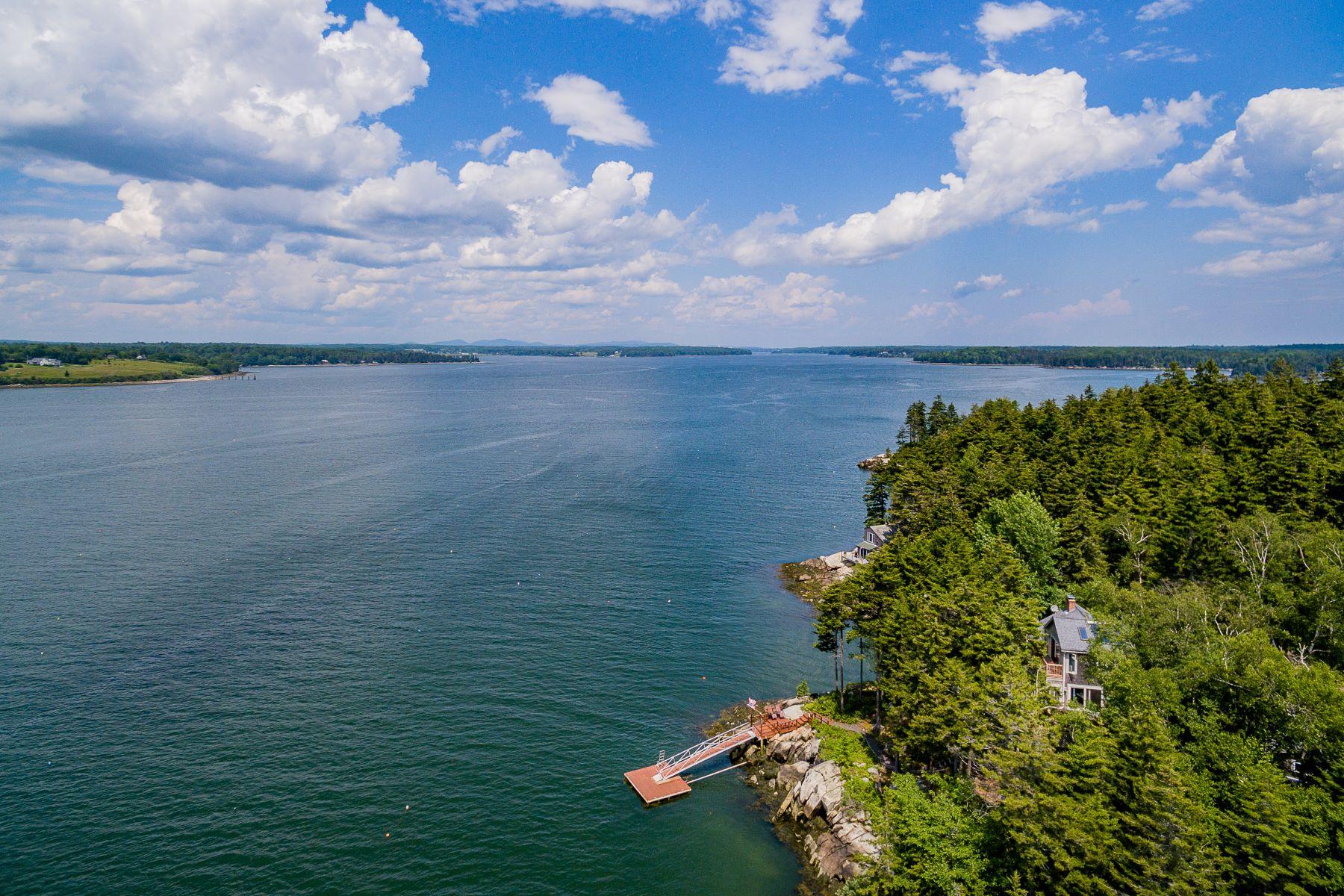 Single Family Homes للـ Sale في St. George, Maine 04860 United States