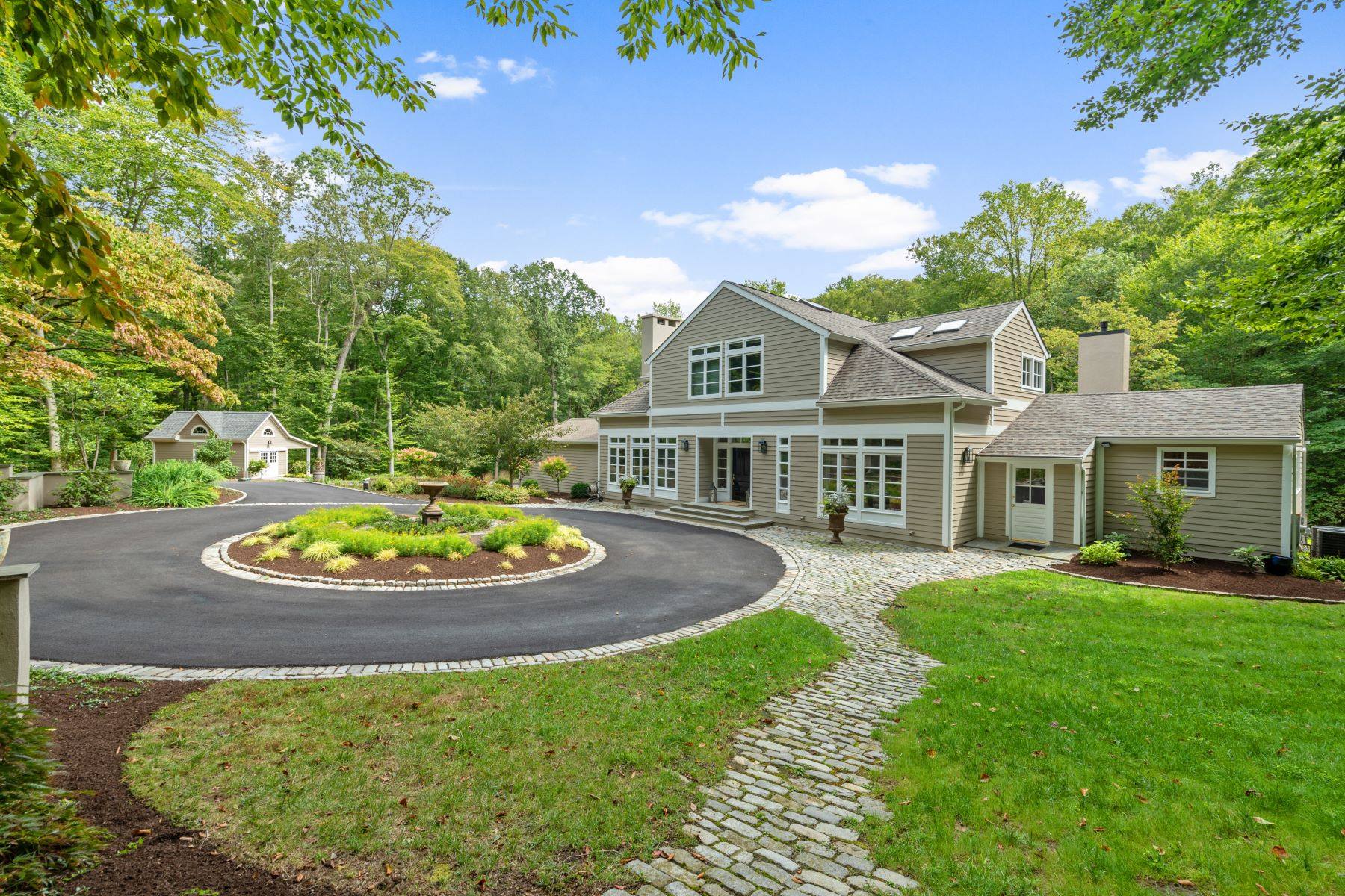 Single Family Homes للـ Sale في 112 Hawks Nest Ln., Chadds Ford, PA 19317 Chadds Ford, Pennsylvania 19317 United States