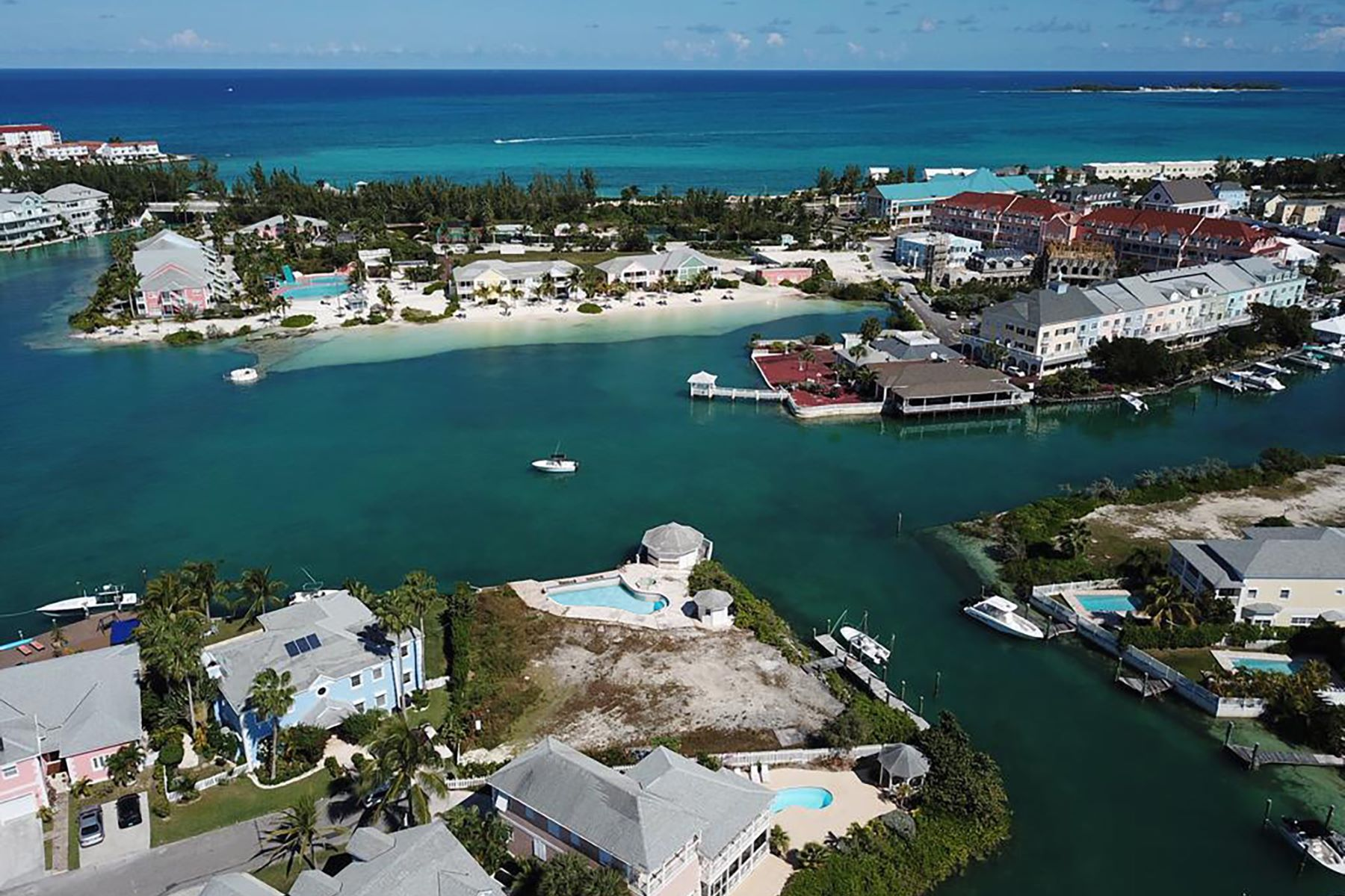 Land for Sale at Lot on Governors Cay, Sandyport Sandyport, Cable Beach, Nassau And Paradise Island Bahamas