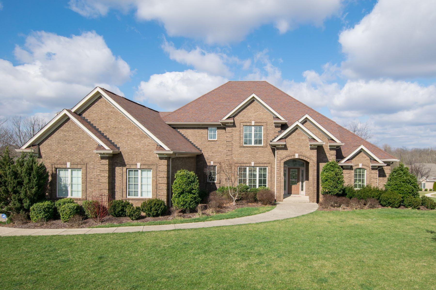 Casa para uma família para Venda às 13201 Longwood Lane Goshen, Kentucky, 40026 Estados Unidos