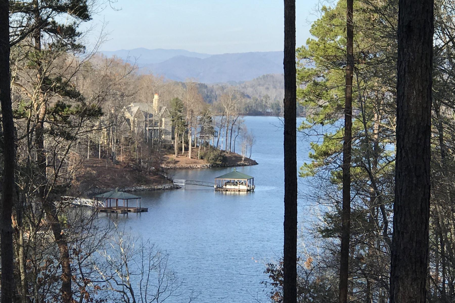 أراضي للـ Sale في Waterfront Lots with Crystal Clear Lake & Mountain Views CFS LP72, The Cliffs At Keowee Falls, Salem, South Carolina, 29676 United States
