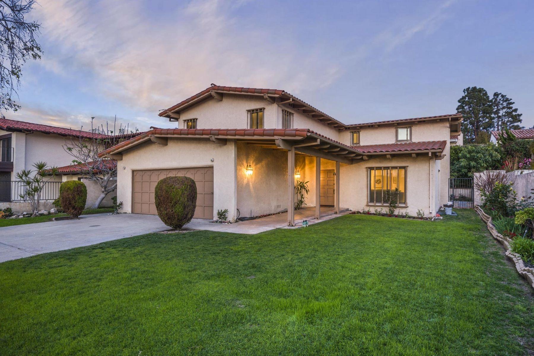 獨棟家庭住宅 為 出售 在 1728 Chelsea Road, Palos Verdes Estates Palos Verdes Peninsula, 加利福尼亞州, 90274 美國