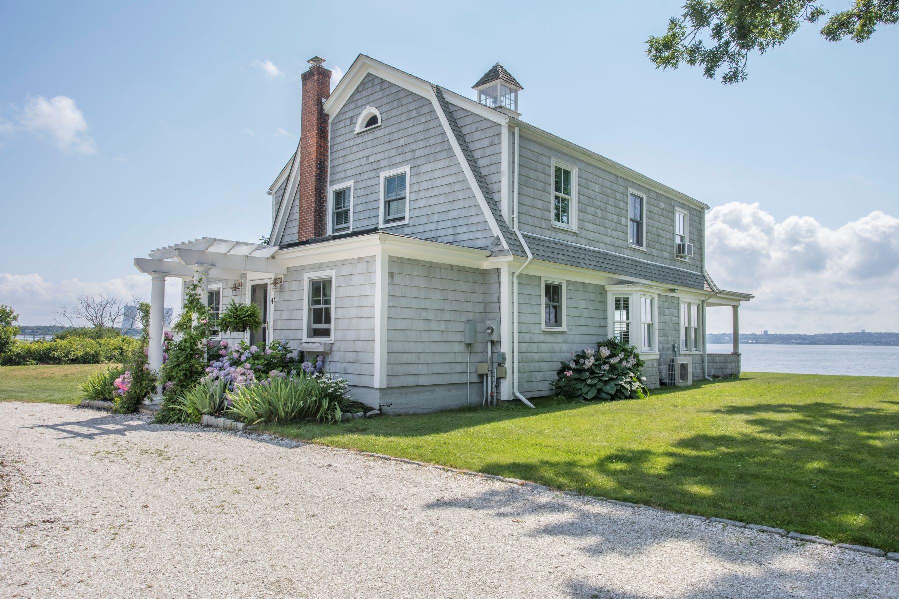 Single Family Home for Sale at Touisset Seaside Cottage 4 Calder Drive Warren, Rhode Island 02885 United States