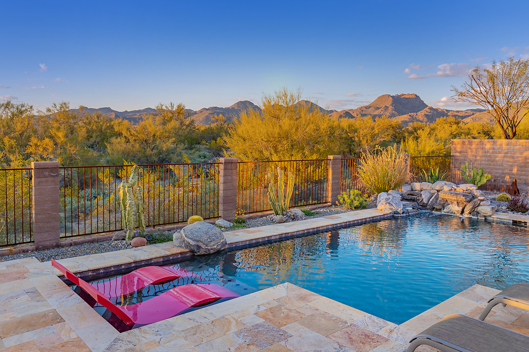 single family homes for Active at Mountain and Sunset Views Preserve at Dove Mountain 12573 N. Fallen Shadows Drive Marana, Arizona 85658 United States