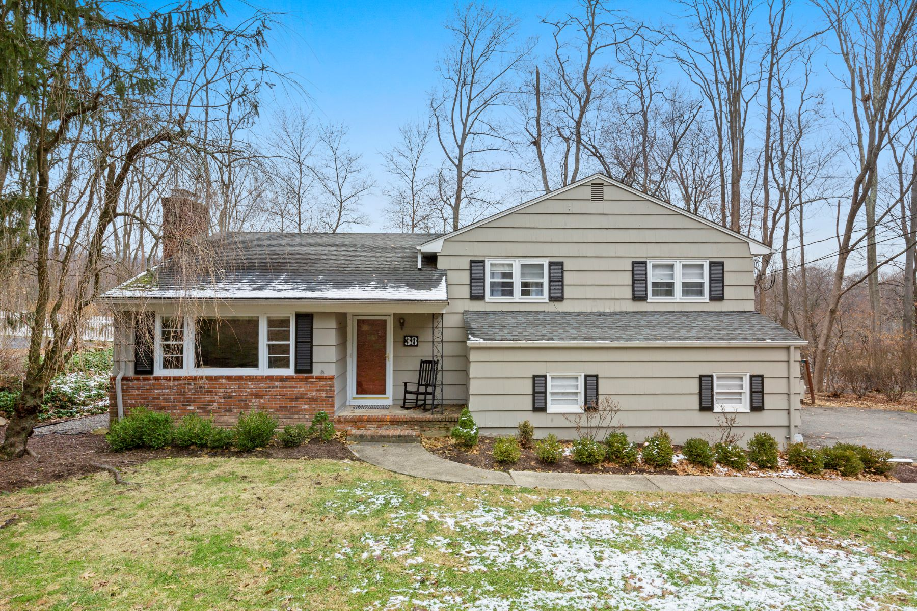Single Family Homes for Sale at Great Location! 38 Molly Stark Drive Morris Township, New Jersey 07960 United States