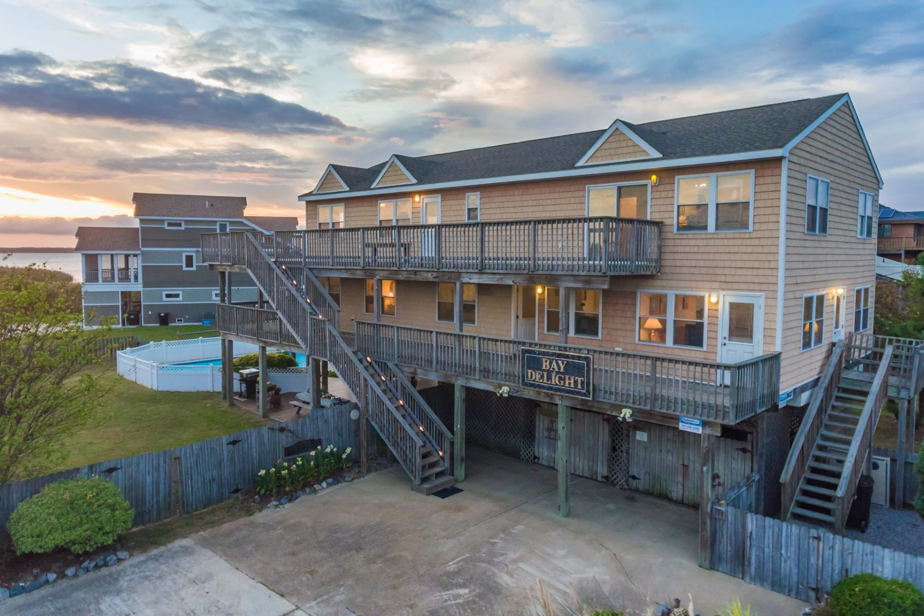 "Single Family Home for Sale at ""Bay Delight"" Sandbridge Beach 3437 Sandpiper Road Virginia Beach, Virginia 23456 United States"
