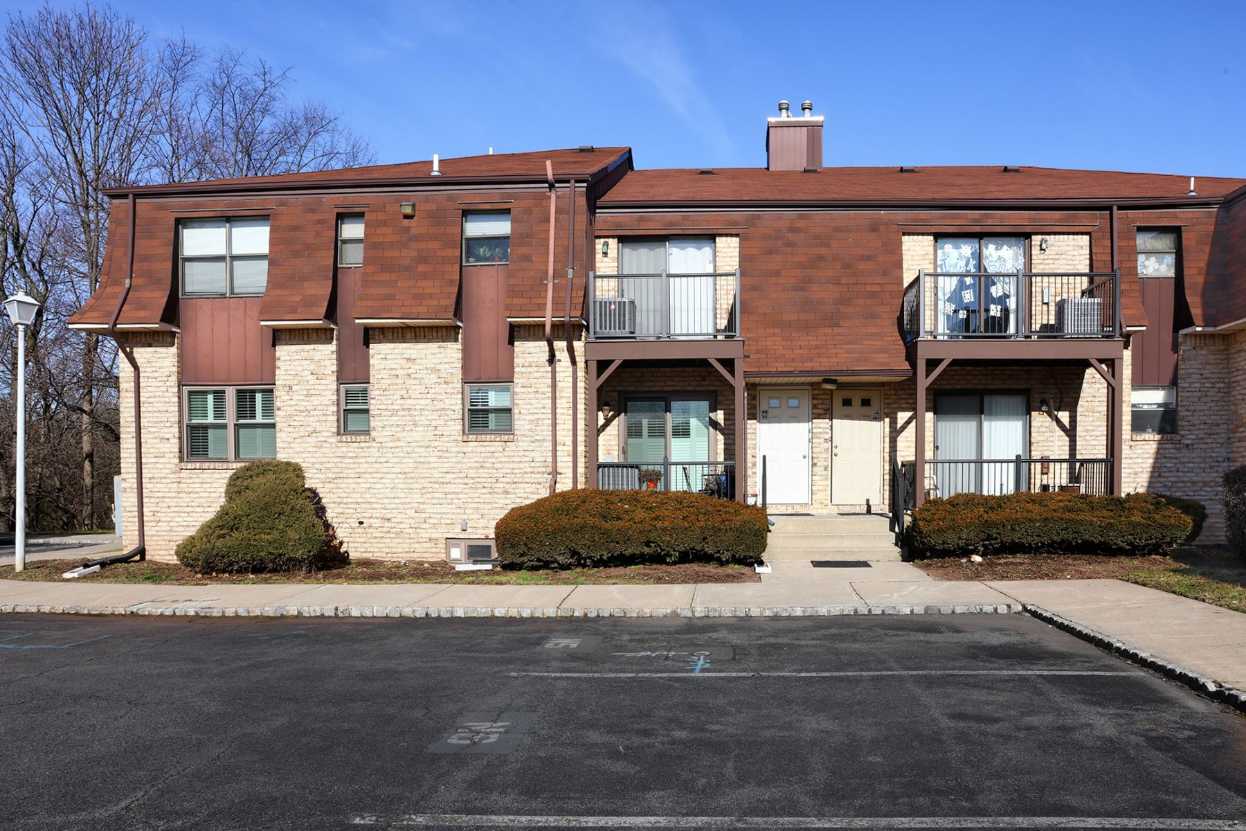 Condominium for Sale at First-Floor Unit With A Basement! 1409 Normandy Court, Flemington, New Jersey 08822 United States