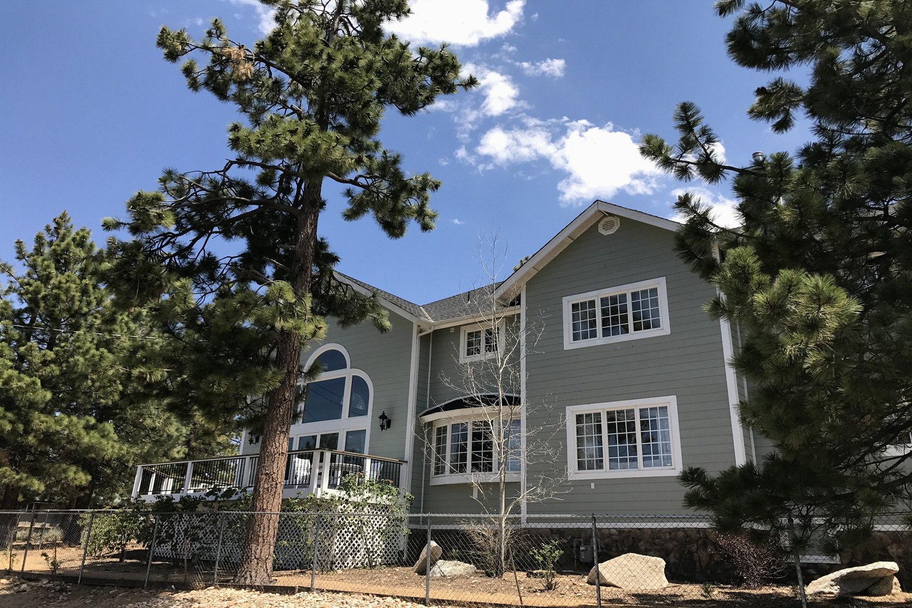 Single Family Home for Sale at 39614 Lake, Big Bear Lake Ca. 92315 39614 Lake Drive Big Bear Lake, California 92315 United States