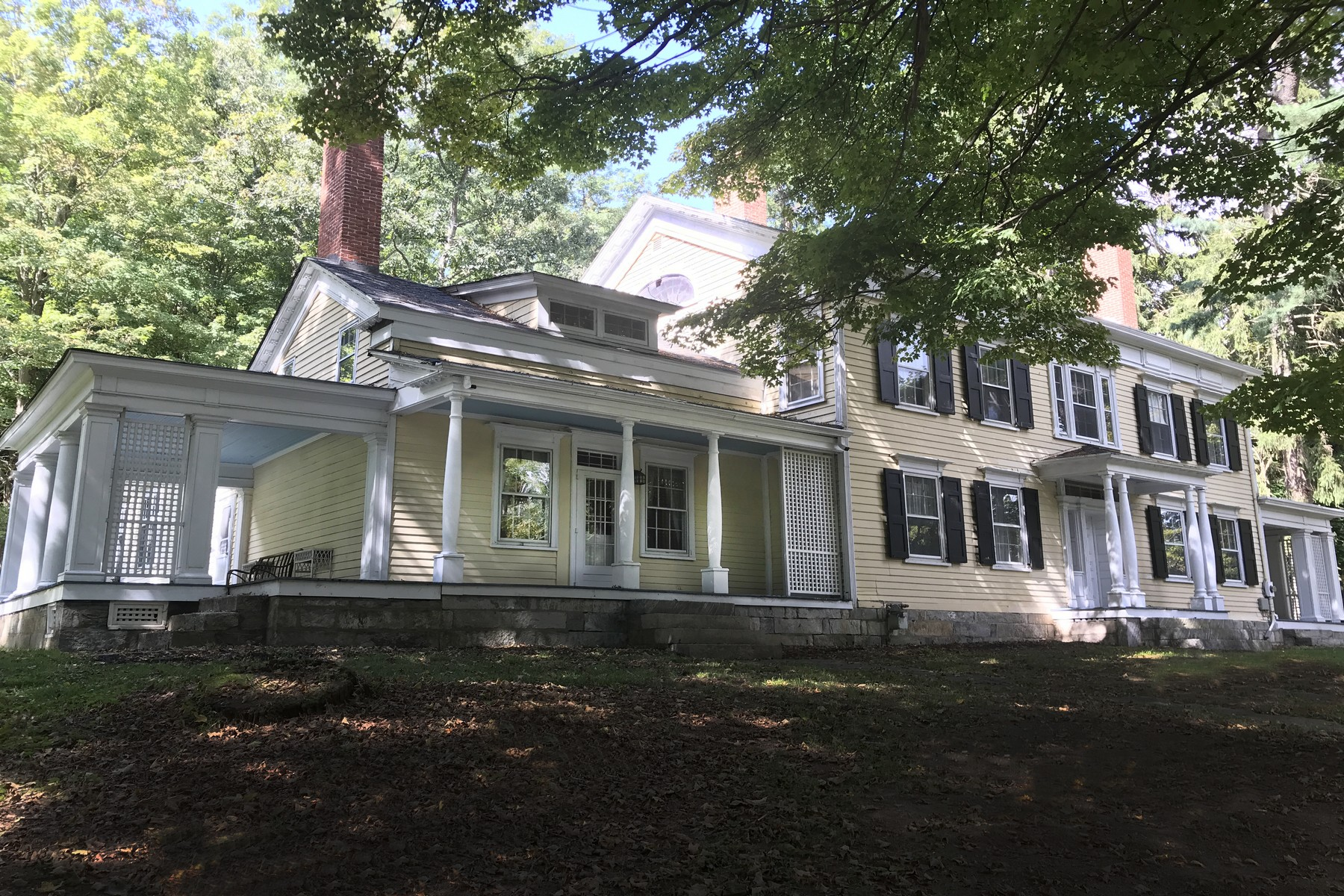 Single Family Homes for Sale at Historic Colonial 885 Stoneleigh Avenue Carmel, New York 10512 United States