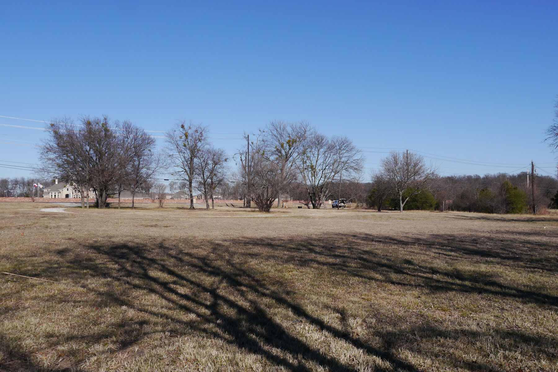 Land for Sale at Rare Vacant land on Parker Rd. 7940 E. Parker Rd. Wylie, Texas 75002 United States
