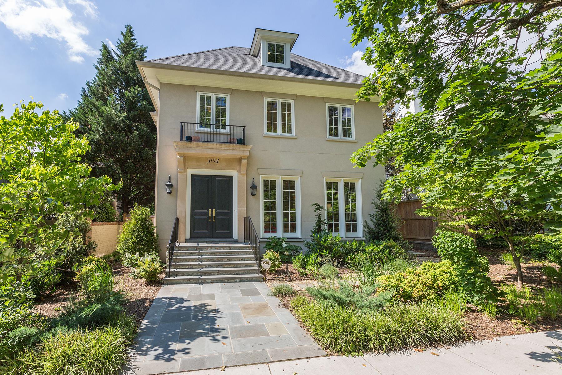 独户住宅 为 销售 在 3104 Garfield Street Nw, Washington 华盛顿市, 哥伦比亚特区, 20008 美国