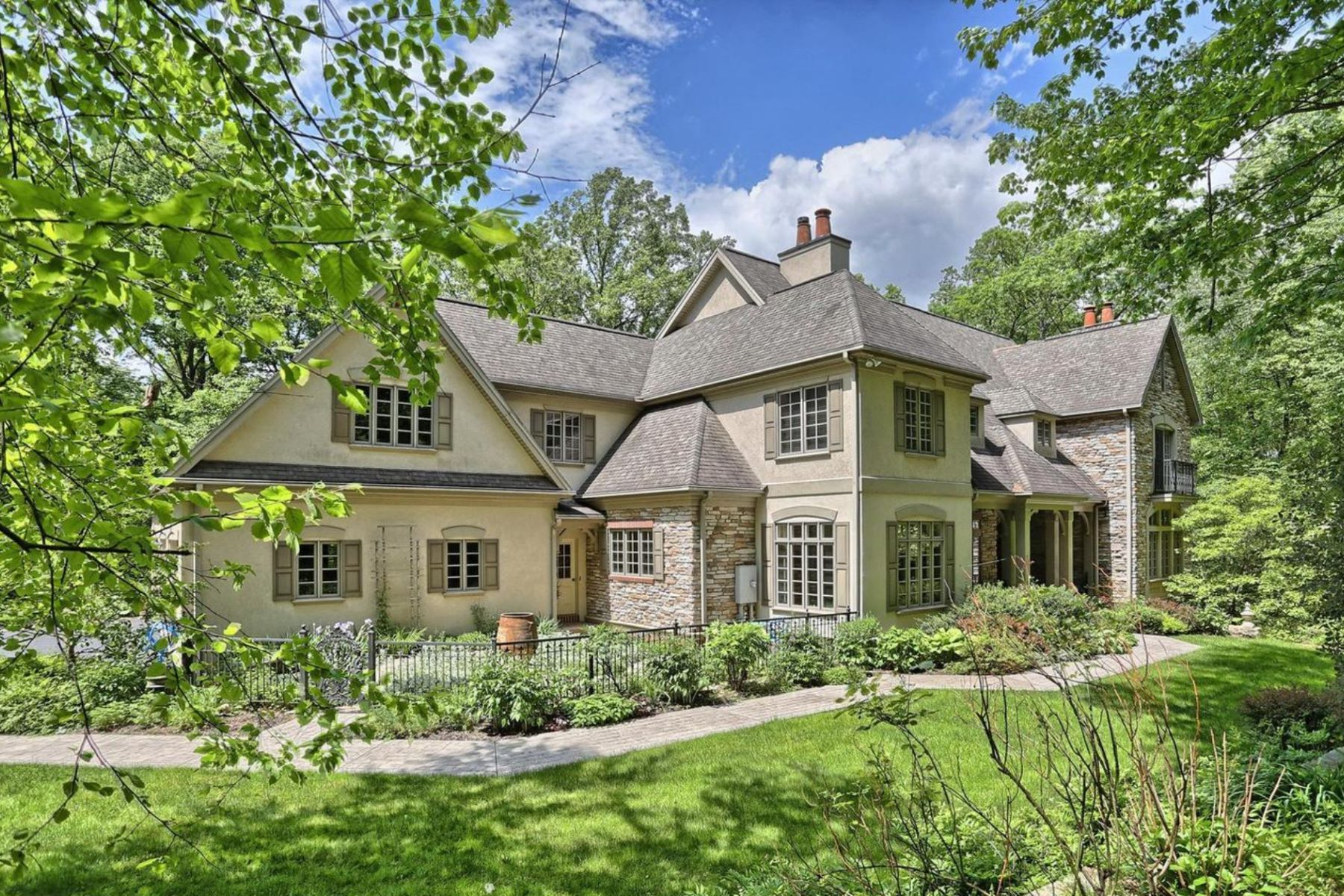 Single Family Homes for Sale at 231 Valley Road Mount Gretna, Pennsylvania 17042 United States