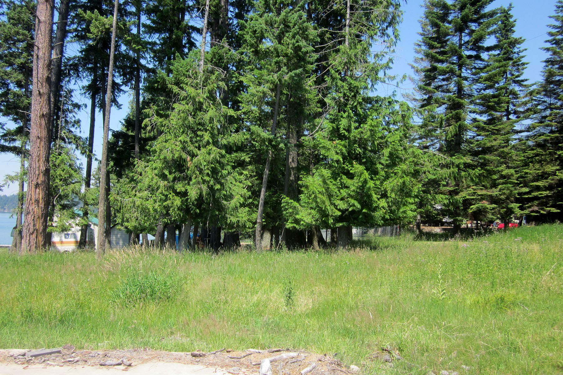 Land for Sale at 100' of Lake Pend Oreille 1591 Peninsula Rd, Hope, Idaho, 83836 United States
