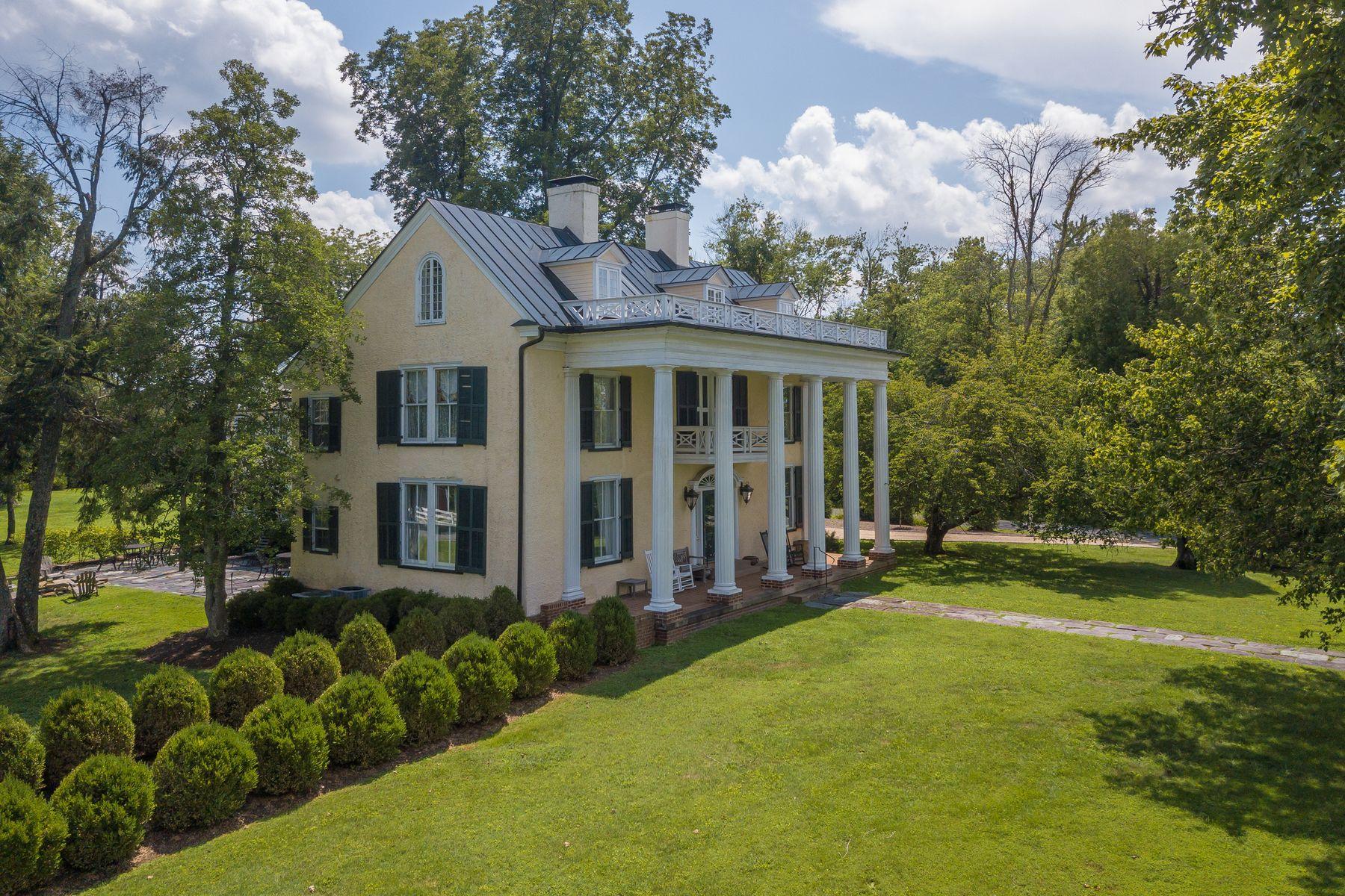 Single Family Homes por un Venta en La Fourche 3555 Keswick Rd, Keswick, Virginia 22947 Estados Unidos
