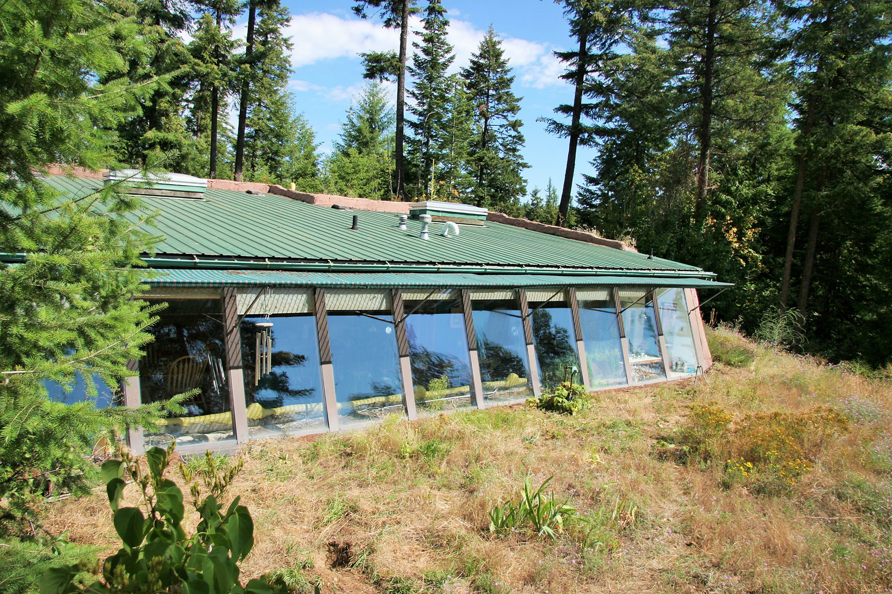 Einfamilienhaus für Verkauf beim Extra-ordinary self sustained property with 2 homes on 40 acres 296 Iora Ln Careywood, Idaho, 83809 Vereinigte Staaten