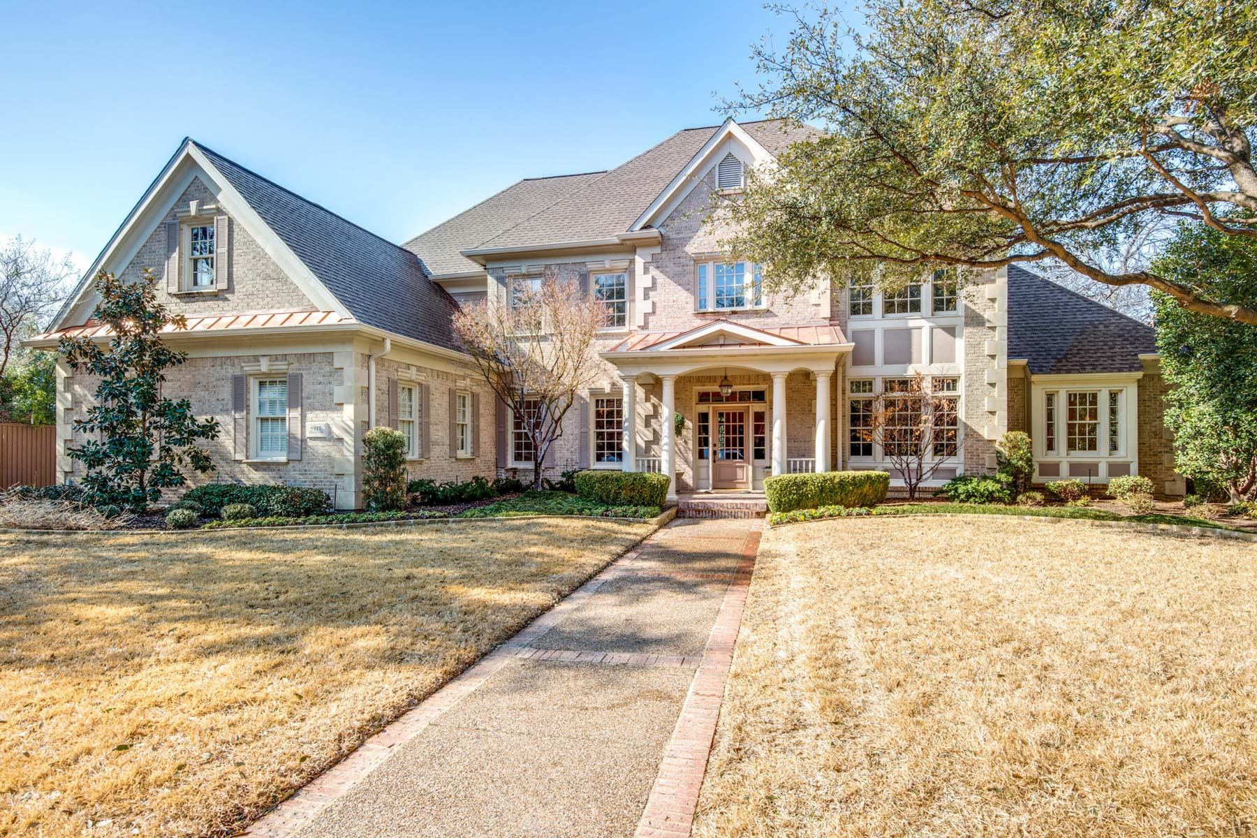 Single Family Home for Sale at Starwood Traditional 5917 Orchard Park Drive Frisco, Texas 75034 United States