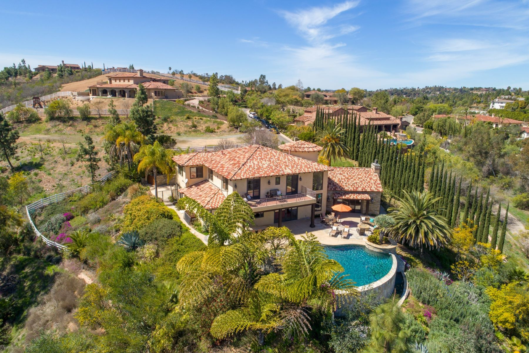 Single Family Home for Active at 3387 Wildflower Valley Drive 3387 Wildflower Valley Drive Encinitas, California 92024 United States