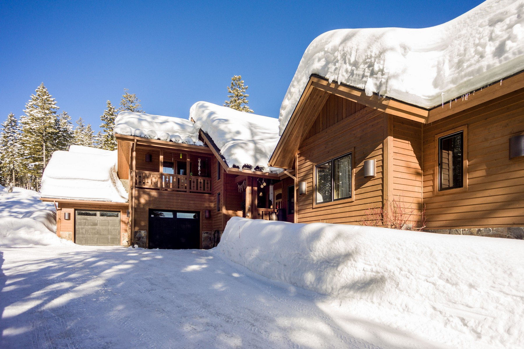Casa Unifamiliar por un Venta en 137 Ridge Run Dr , Whitefish, MT 59937 137 Ridge Run Dr, Whitefish, Montana, 59937 Estados Unidos