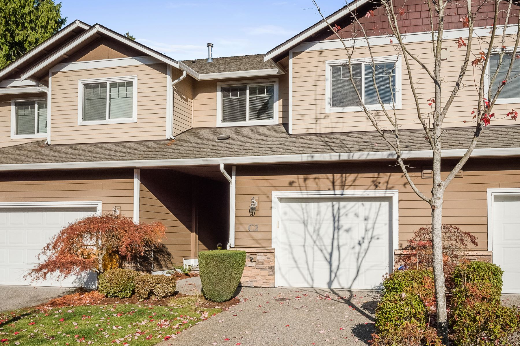 townhouses for Sale at Meadow Leaf Living 4118 148th St SW Unit #C2 Lynnwood, Washington 98087 United States