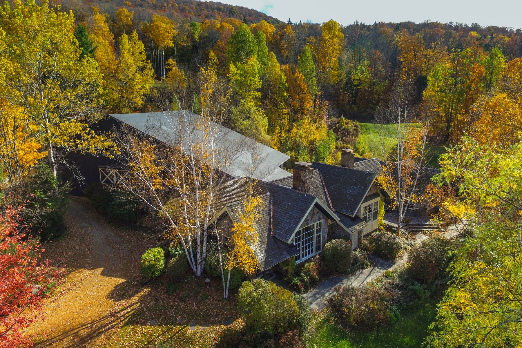 Single Family Homes for Sale at Recreational Opportunities Abound in Custom Home 16 Someday Rd 2 Dover, Vermont 05356 United States
