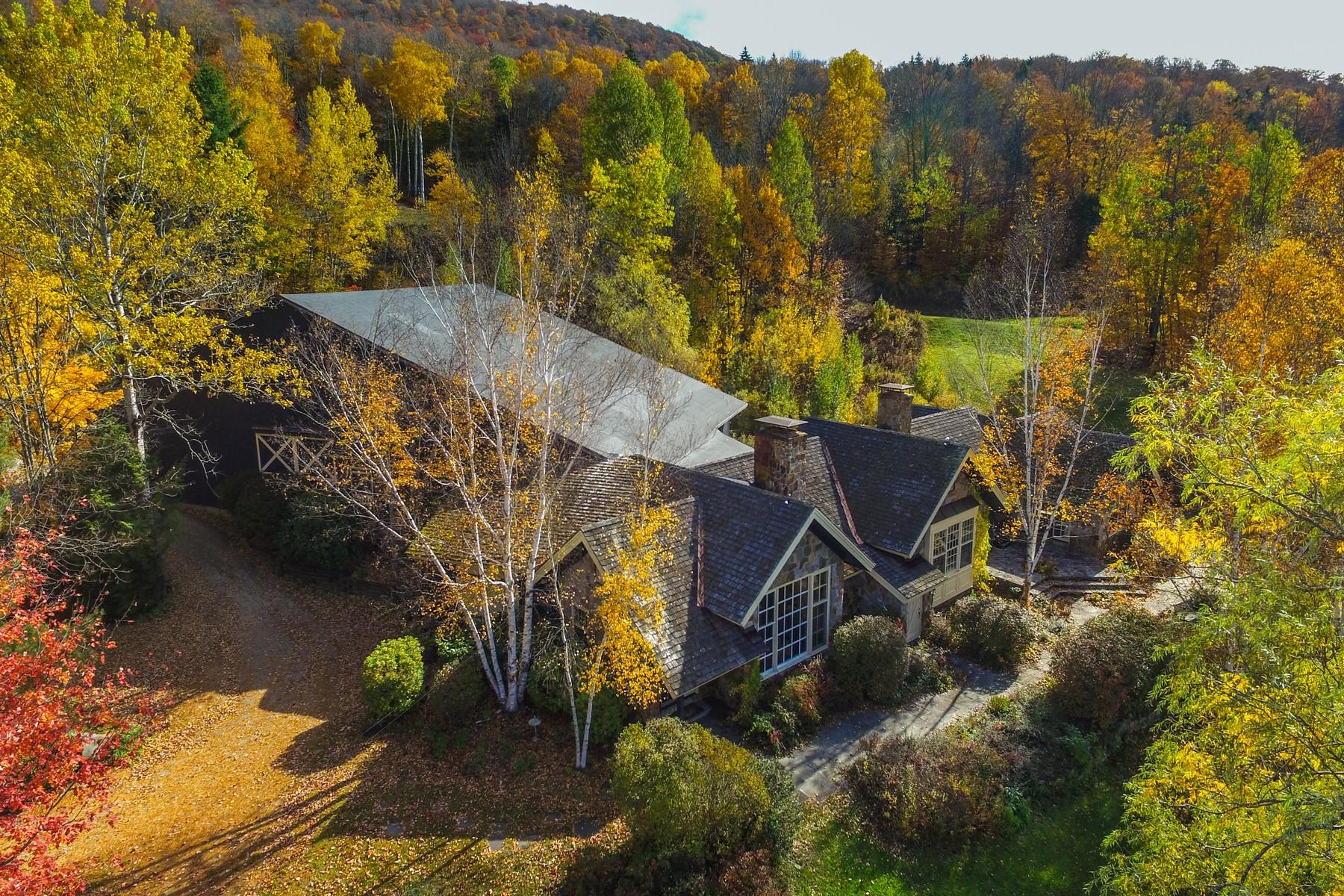 独户住宅 为 销售 在 Recreational Opportunities Abound in Custom Home 16 Someday 2, 多佛, 佛蒙特州, 05356 美国