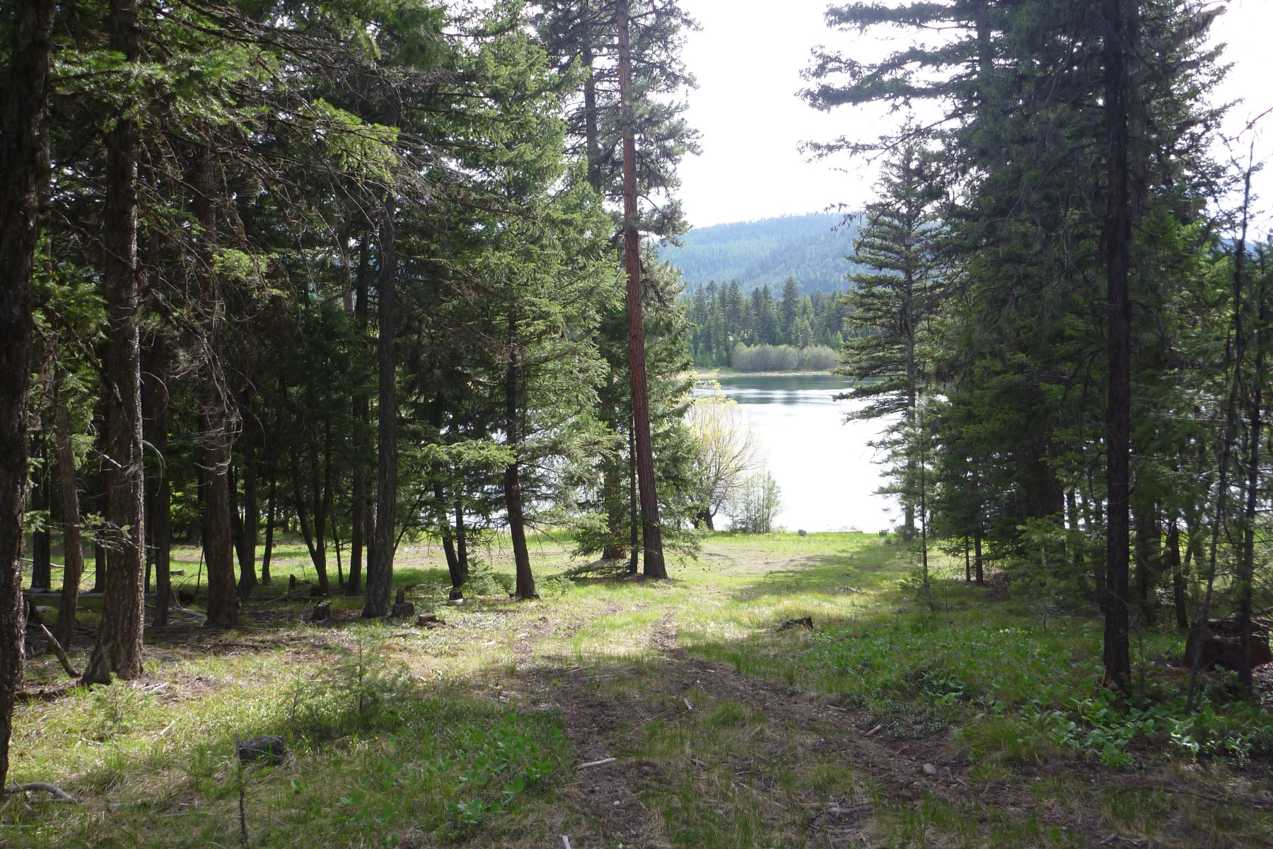 Land for Sale at Rainbow Lake Loop Road Libby, Montana 59923 United States