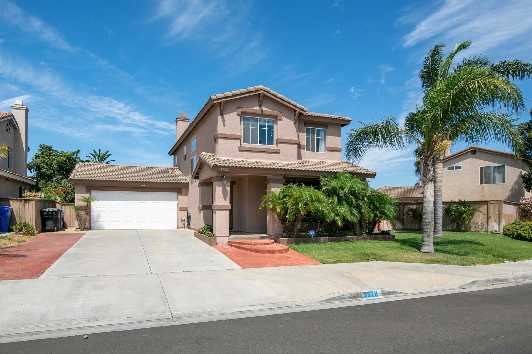Single Family Homes for Sale at 3328 Anella Road 3328 Anella Rd San Ysidro, California 92173 United States
