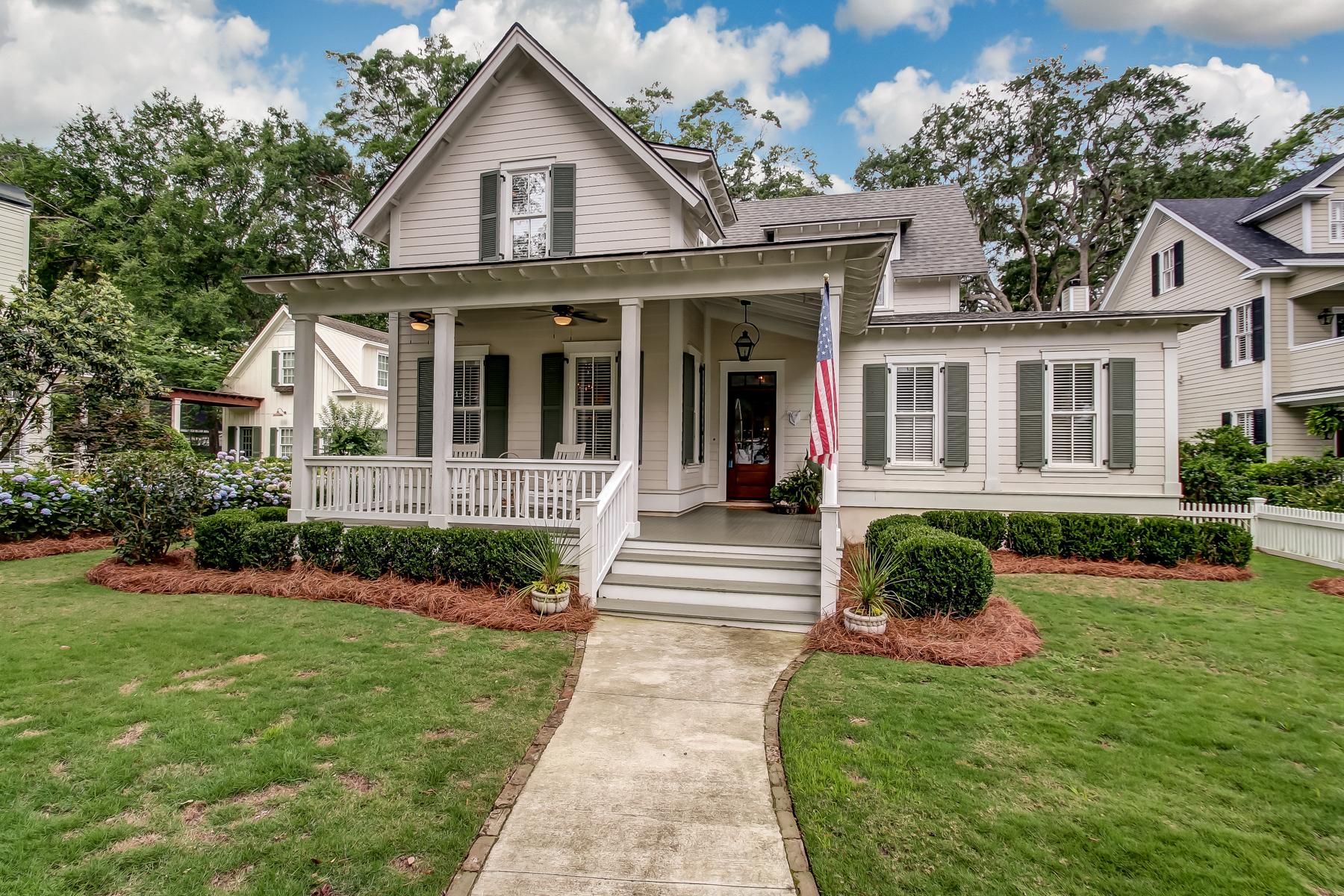 Casa para uma família para Venda às 205 John Wesley Way Savannah, Geórgia, 31404 Estados Unidos