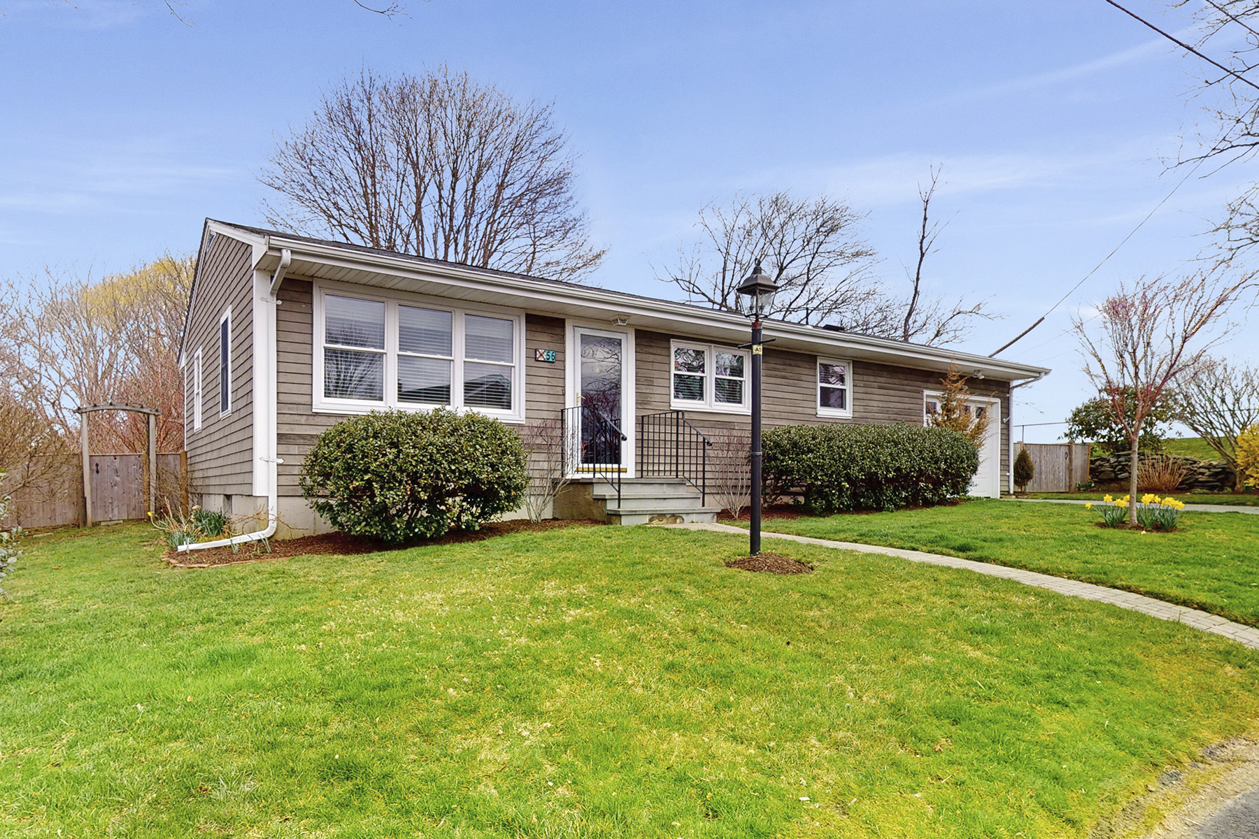Additional photo for property listing at One-Level Living 56 Perry Avenue Middletown, Rhode Island 02842 United States