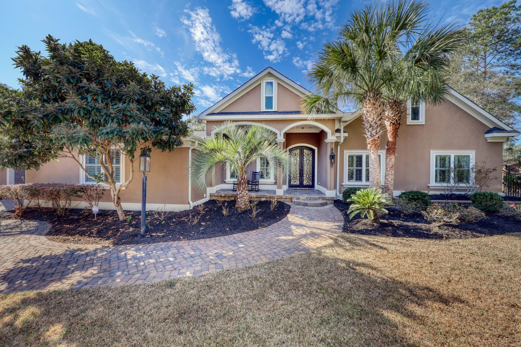 Single Family Homes for Sale at Luxurious Perfection 817 Tillson Road North Myrtle Beach, South Carolina 29582 United States