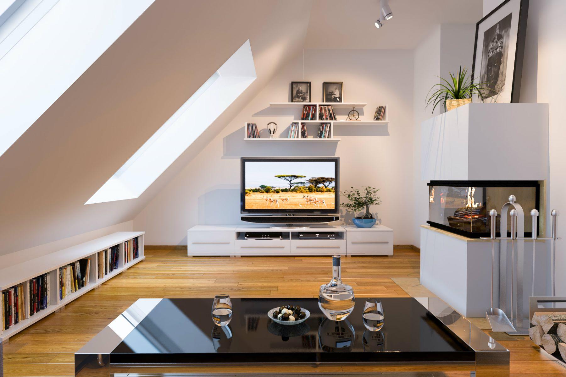 Appartement pour l Vente à STUNNING 2 BED MAISONETTE Vienna, Vienna, 1050 Austria