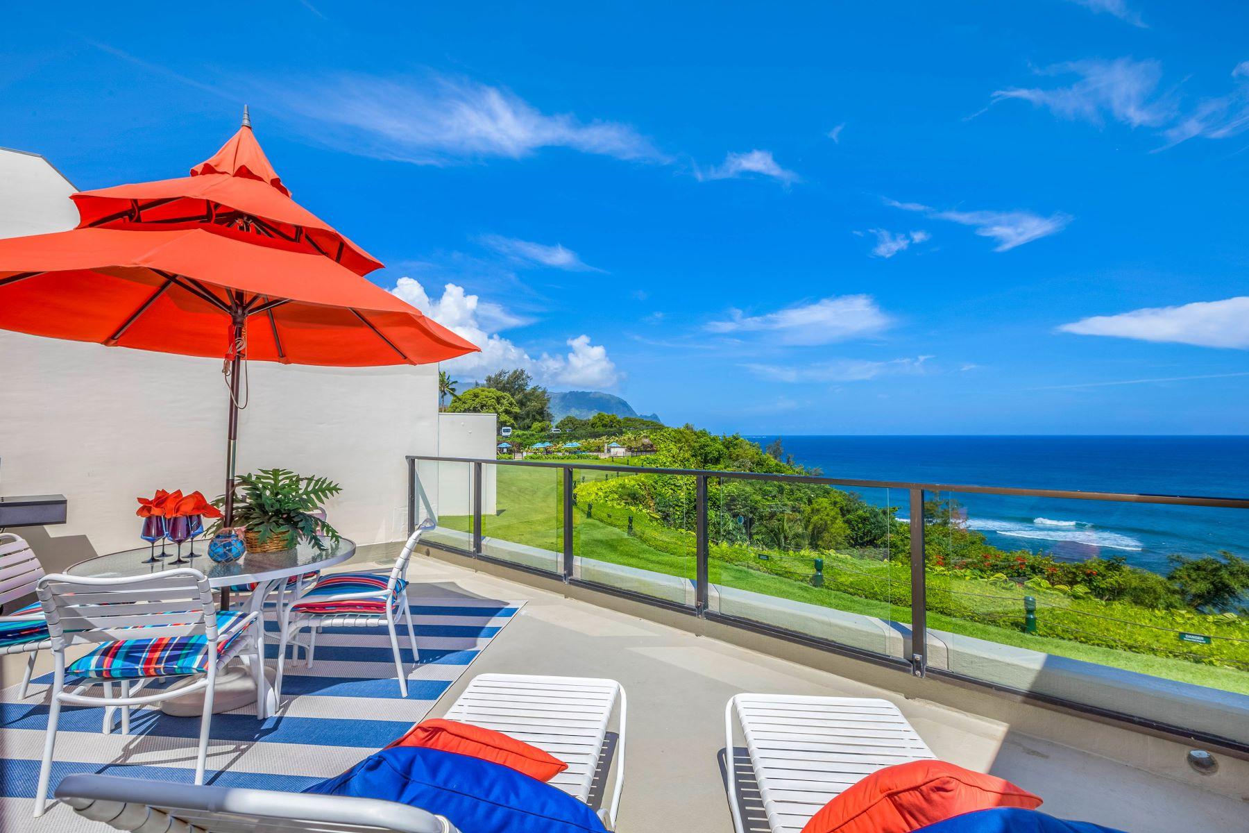 共管物業 為 出售 在 Pu'u Poa #208 5454 Ka Haku Road #208 Princeville, 夏威夷 96722 美國