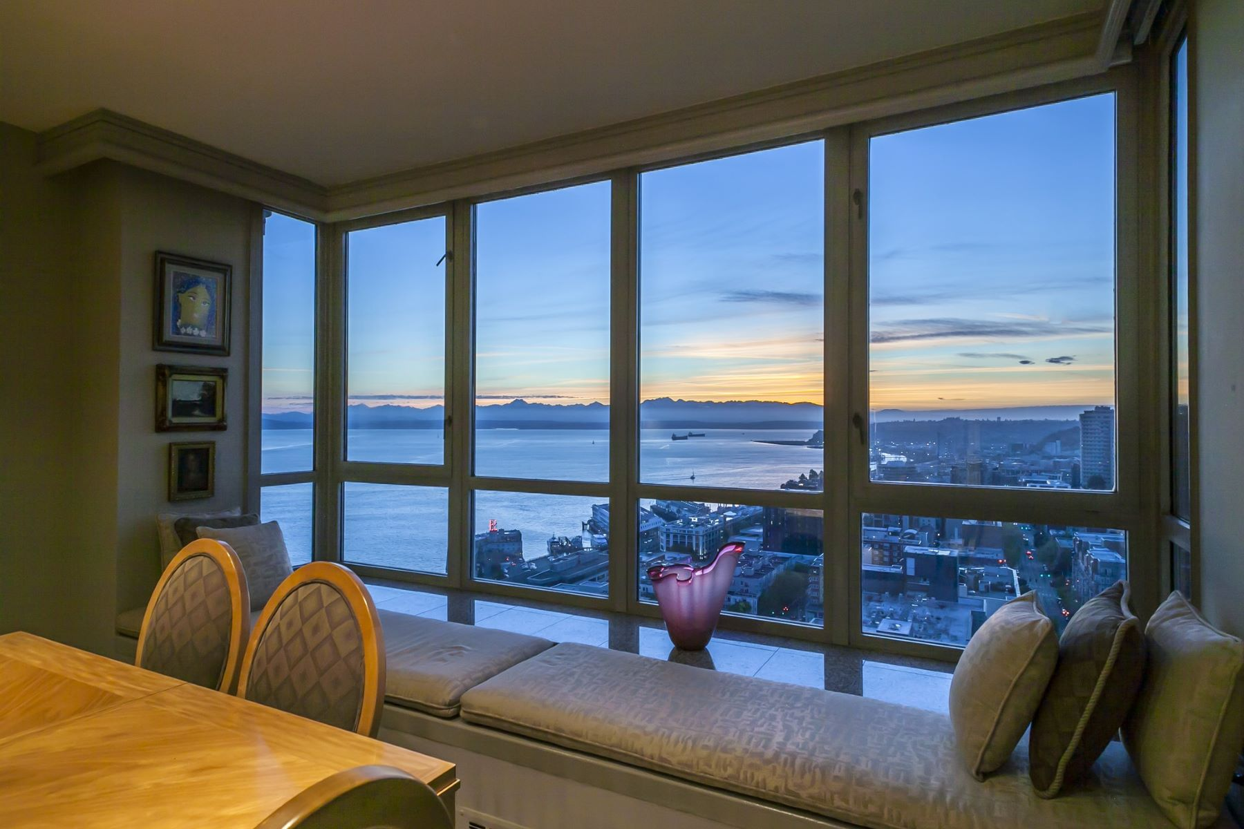Condominium for Sale at Elegant Continental Place High-Rise 2125 1st Ave #2303 Belltown, Seattle, Washington, 98121 United States
