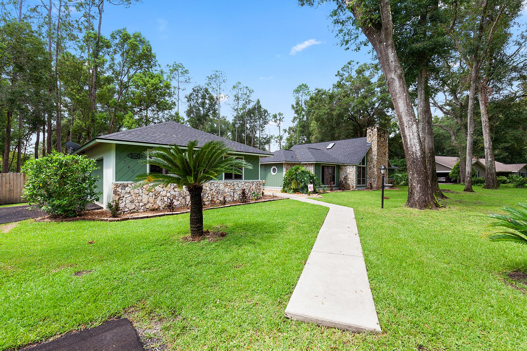 Vivienda unifamiliar por un Venta en ORLANDO - OCALA 5340 NE 1st Ln Ocala, Florida 34470 Estados Unidos