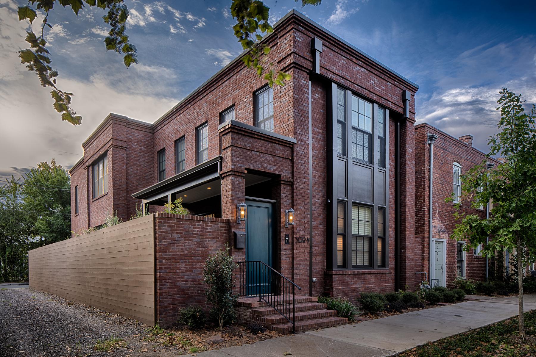 Enfamiljshus för Försäljning vid 509 1/2 Tattnall Street 509 1/2 Tattnall Street Savannah, Georgien 31401 Usa