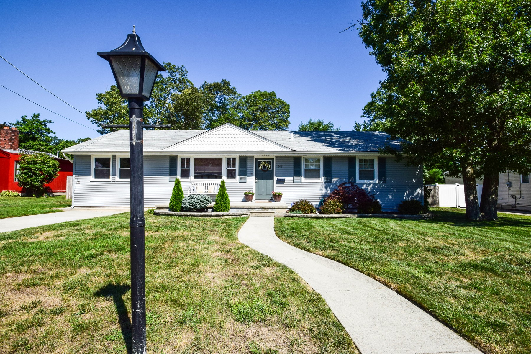 Single Family Home for Sale at 612 Seminole Ave Absecon, 08201 United States