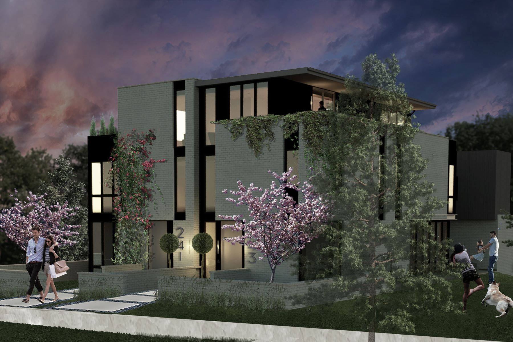 Single Family Homes for Active at Introducing North Pointe Ten in Cherry Creek North! 233 Garfield Street Denver, Colorado 80206 United States
