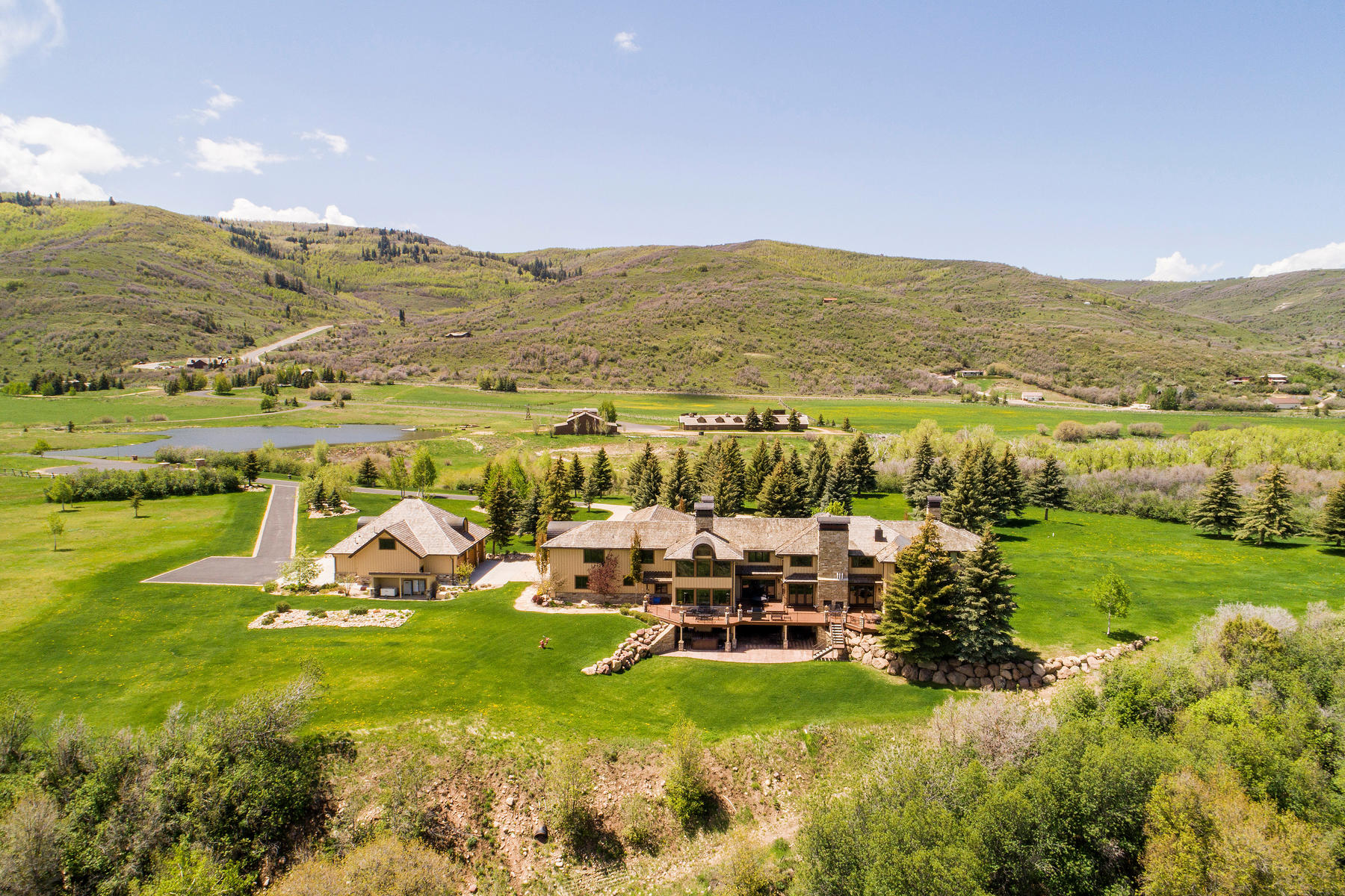 Land for Sale at River View Ranch 4519 River Ranch Wy Woodland, Utah 84036 United States