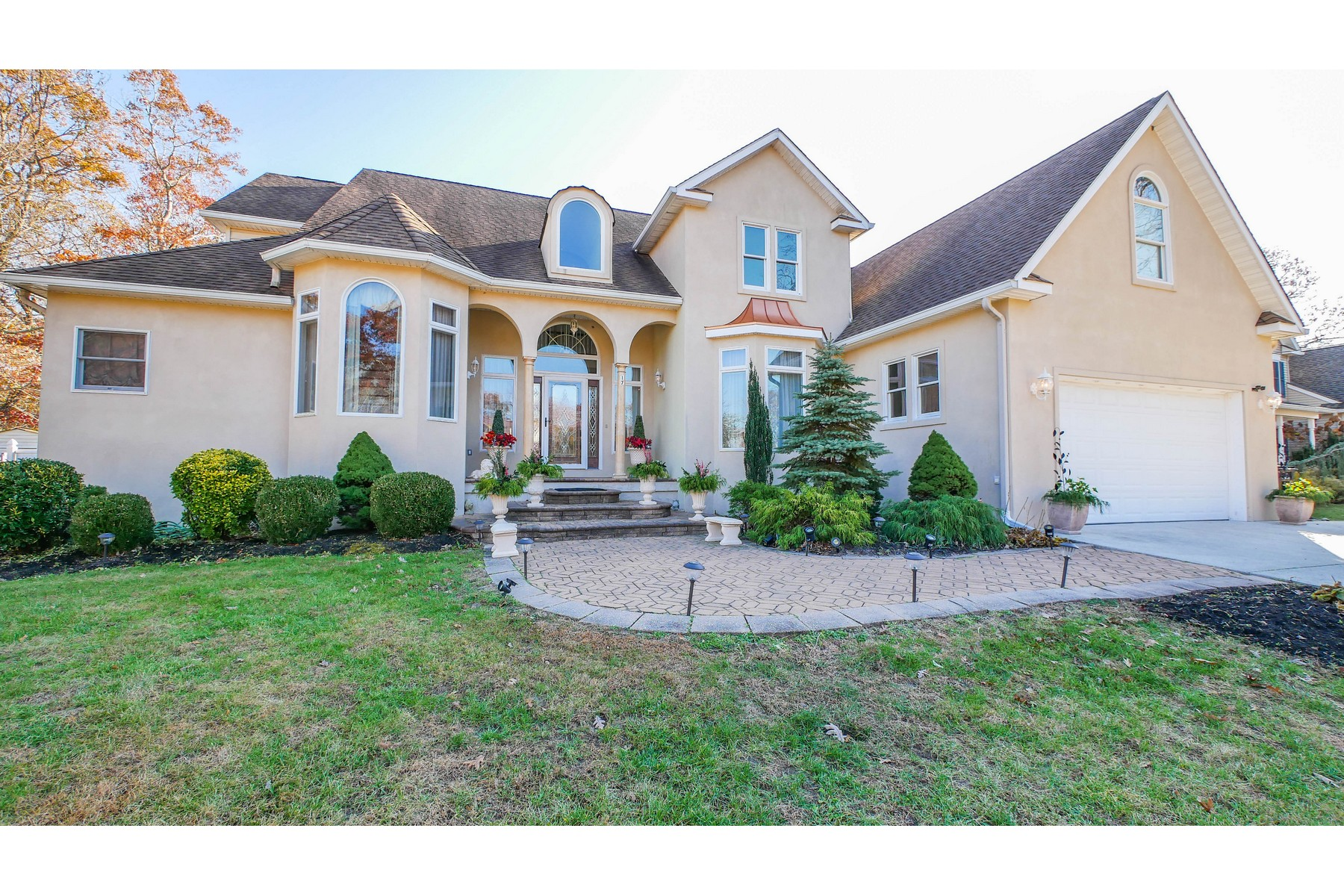 Single Family Homes for Sale at Custom Built Executive Home 17 Oak Street Marmora, New Jersey 08223 United States