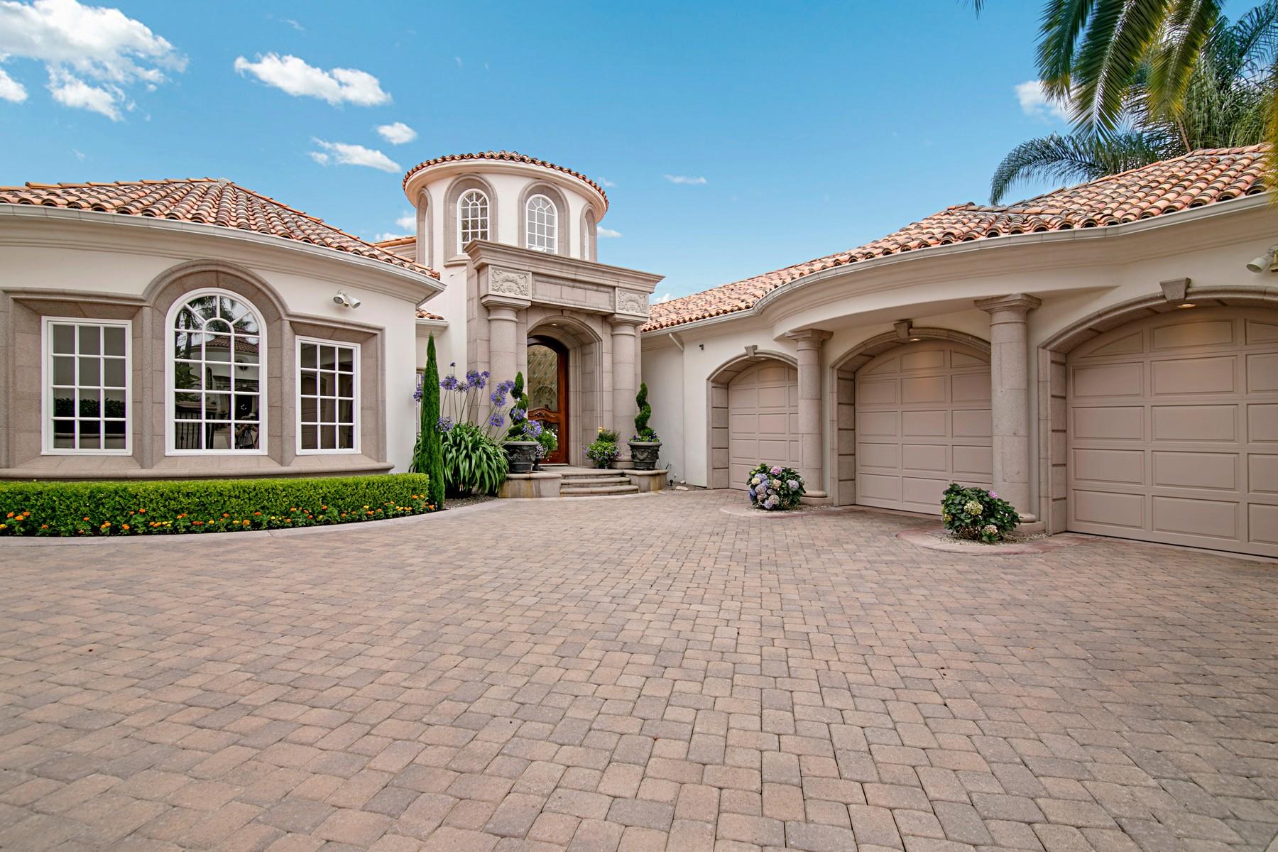 단독 가정 주택 용 매매 에 7160 Aviara Drive Carlsbad, 캘리포니아 92011 미국