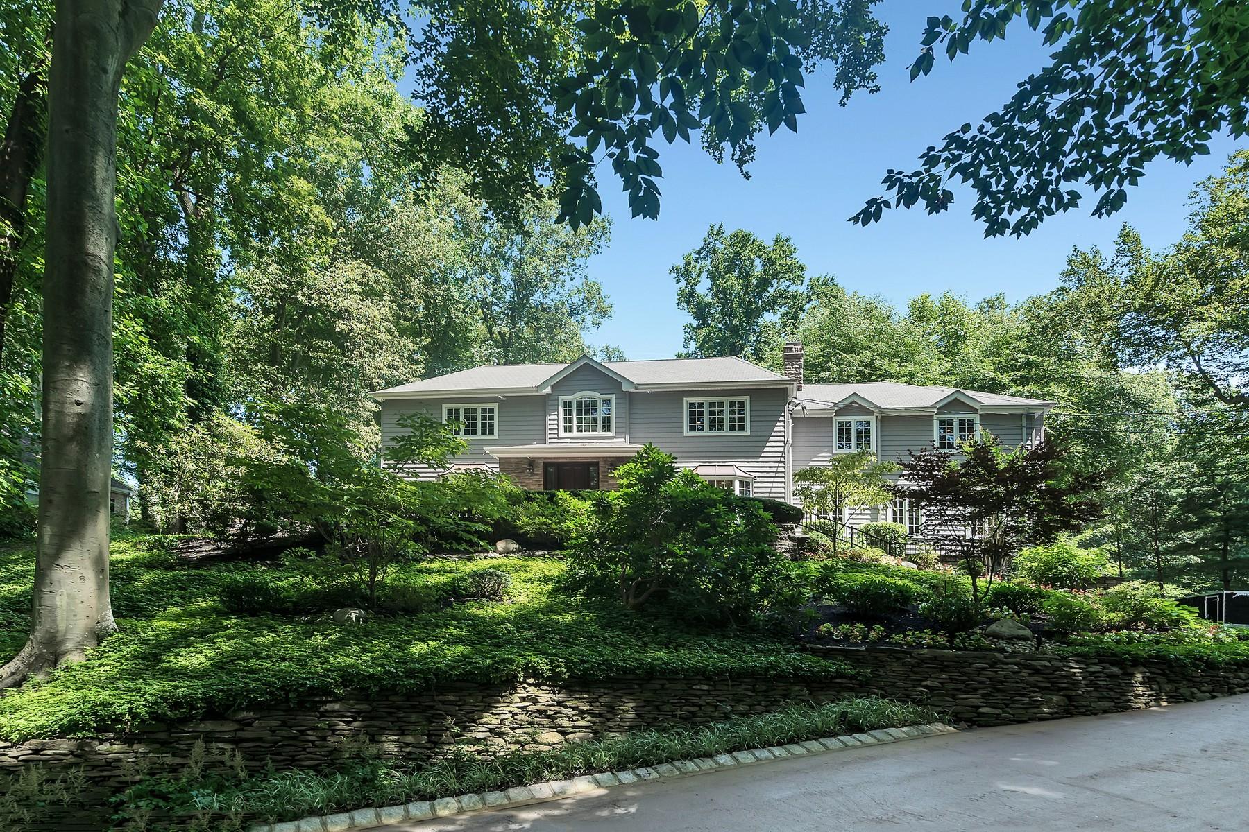 Maison unifamiliale pour l Vente à Luxurious 10 Autumn Lane Middletown, New Jersey, 07748 États-Unis