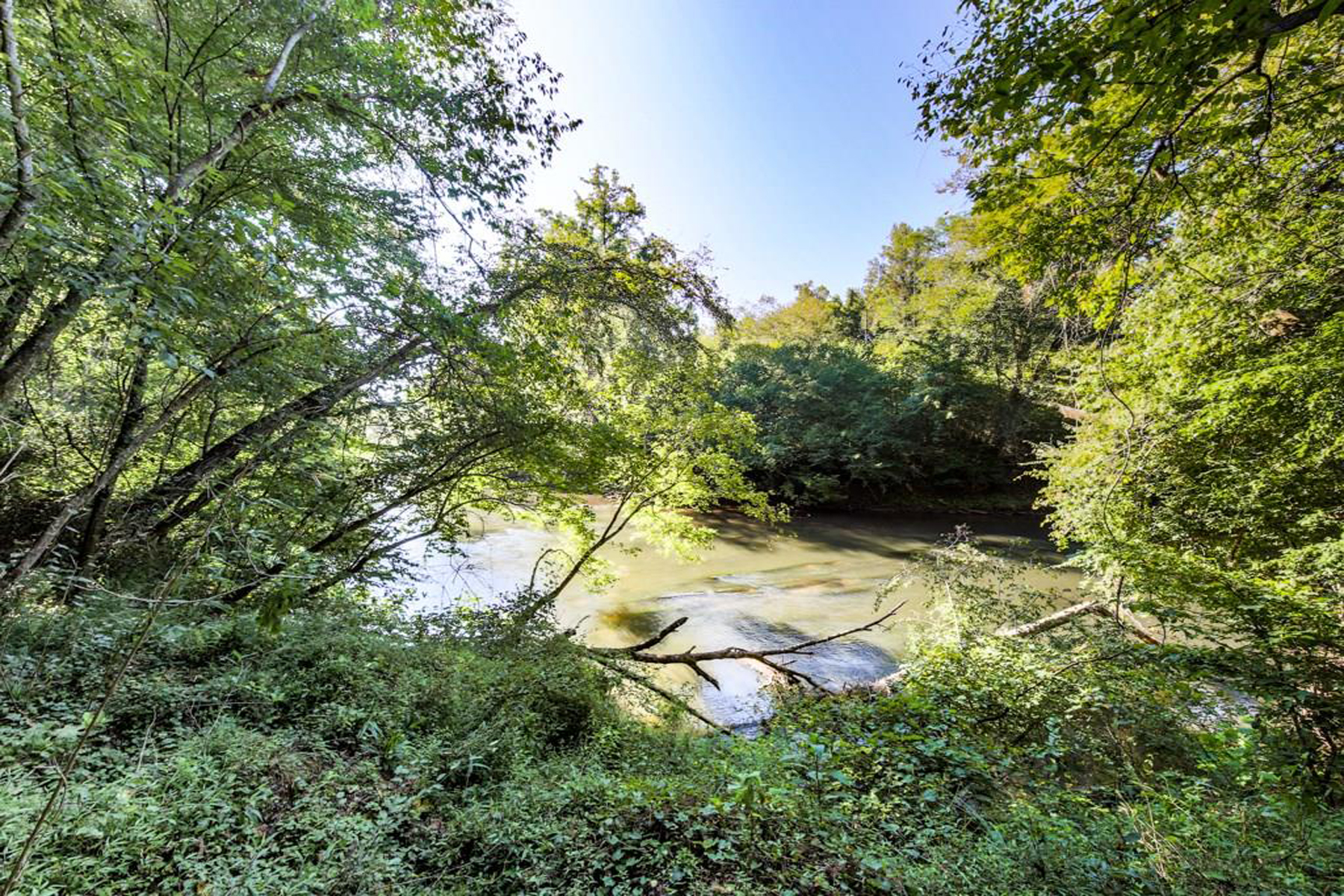 Land for Sale at Gorgeous Etowah River Frontage And 25,000 Acre Dawson Forest Access 0 Etowah Overlook Road, Dawsonville, Georgia 30534 United States