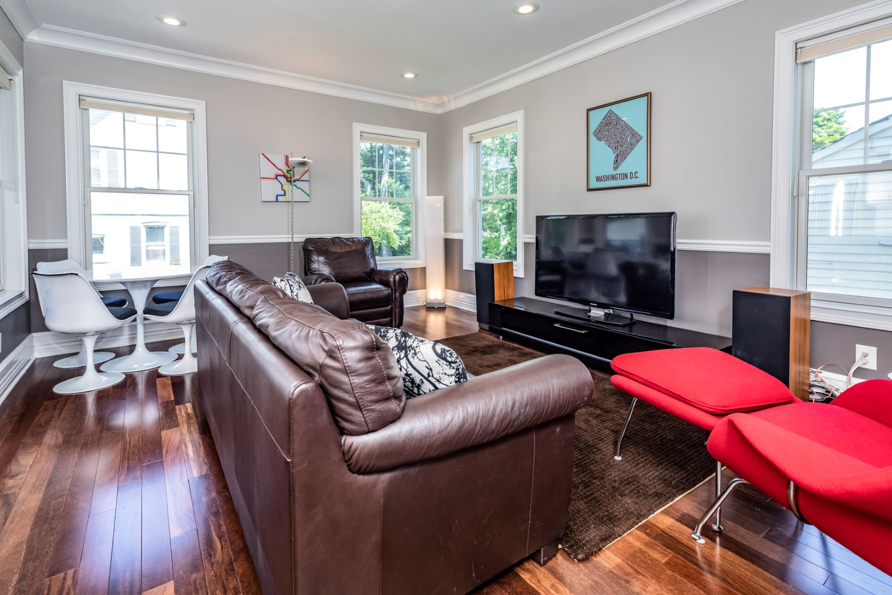 """Additional photo for property listing at Beautifully Designed on a """"Tree Street"""" 64 Spruce Street, Princeton, New Jersey 08542 United States"""