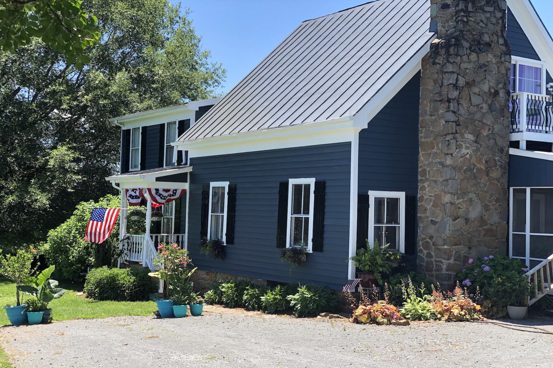 농장 / 목장 / 농장 용 매매 에 Bordeaux Farms 1543 Beahm Town Road, Culpeper, 버지니아 22701 미국