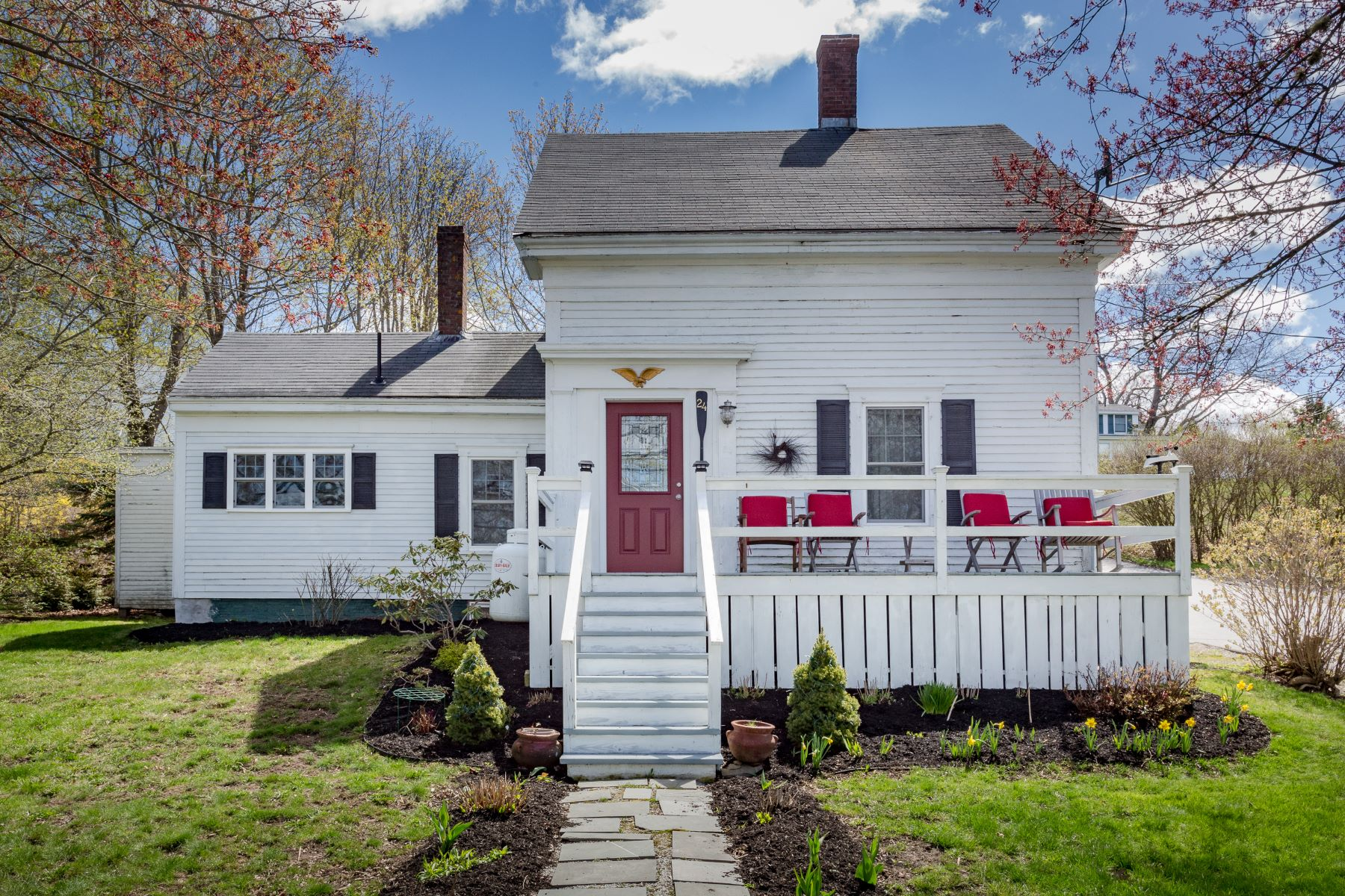 Other Residential Homes للـ Sale في Boothbay Harbor, Maine 04538 United States