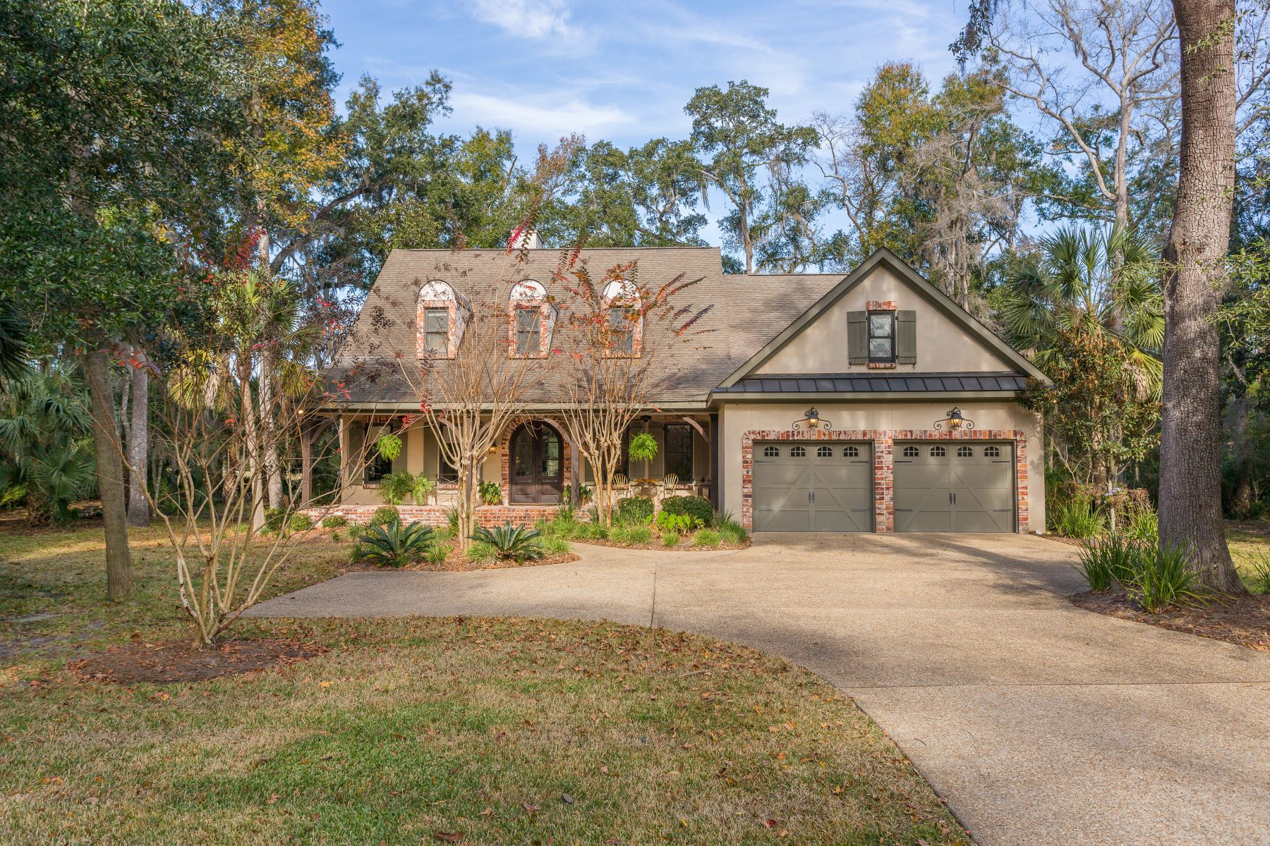 Single Family Homes per Vendita alle ore 277 Audubon Wynd Waverly, Georgia 31565 Stati Uniti